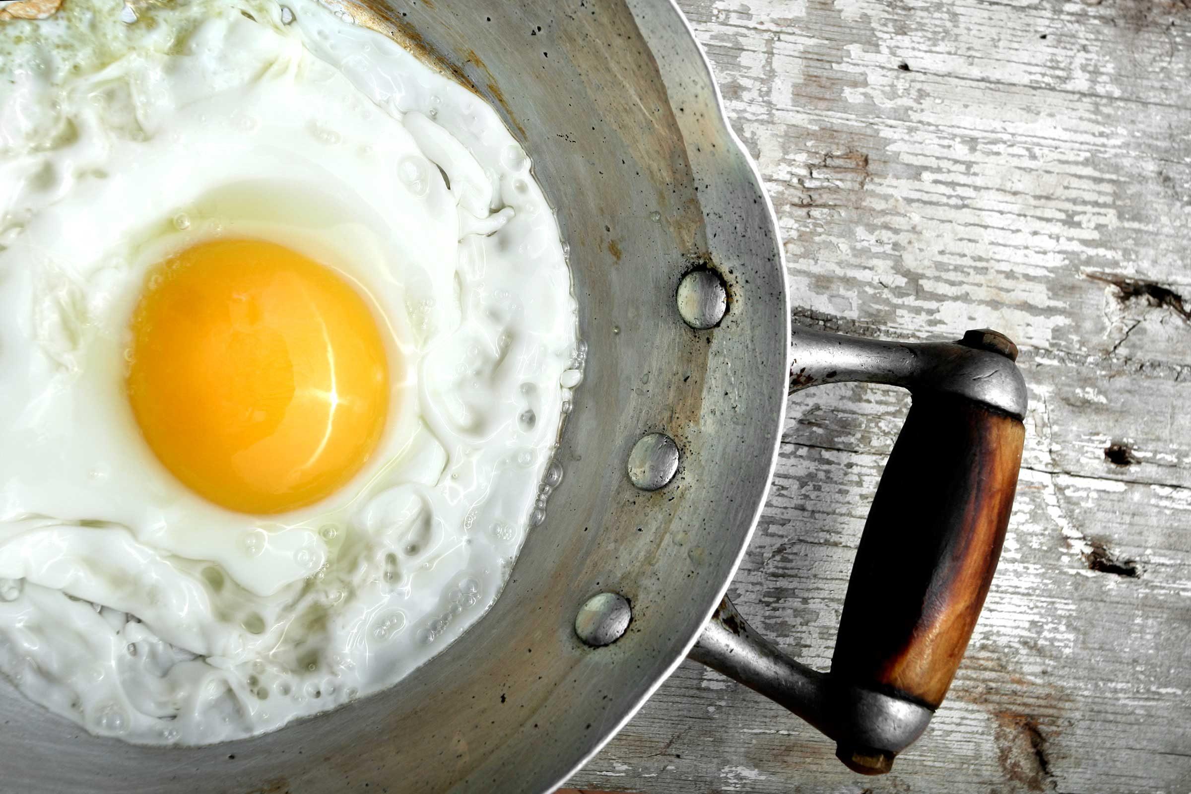 Eat the whole egg