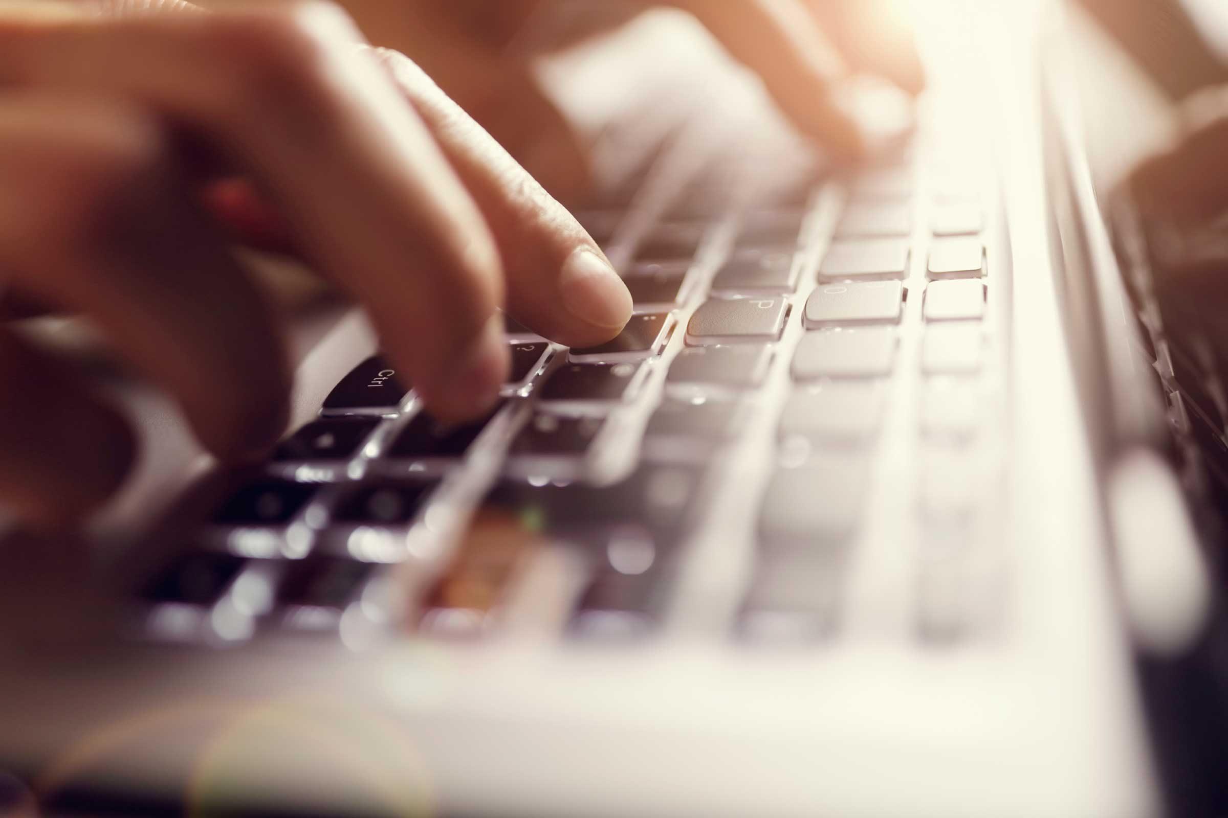 Secret du corps: Aller lentement peut améliorer vos compétences en écriture