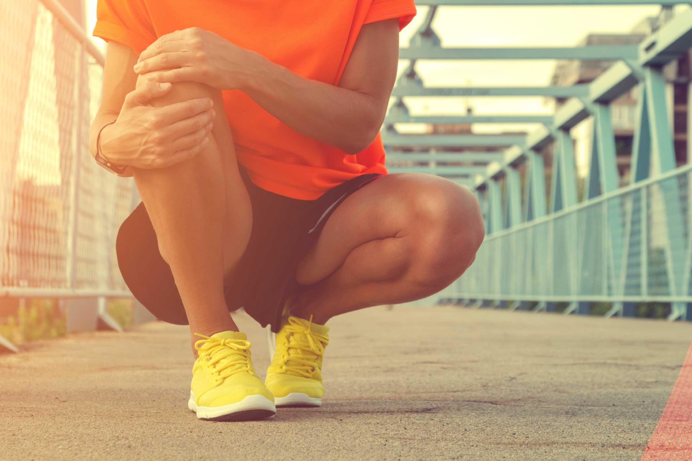 Secret du corps: ne seule blessure au genou pourrait augmenter les risques d'arthrite post-traumatique