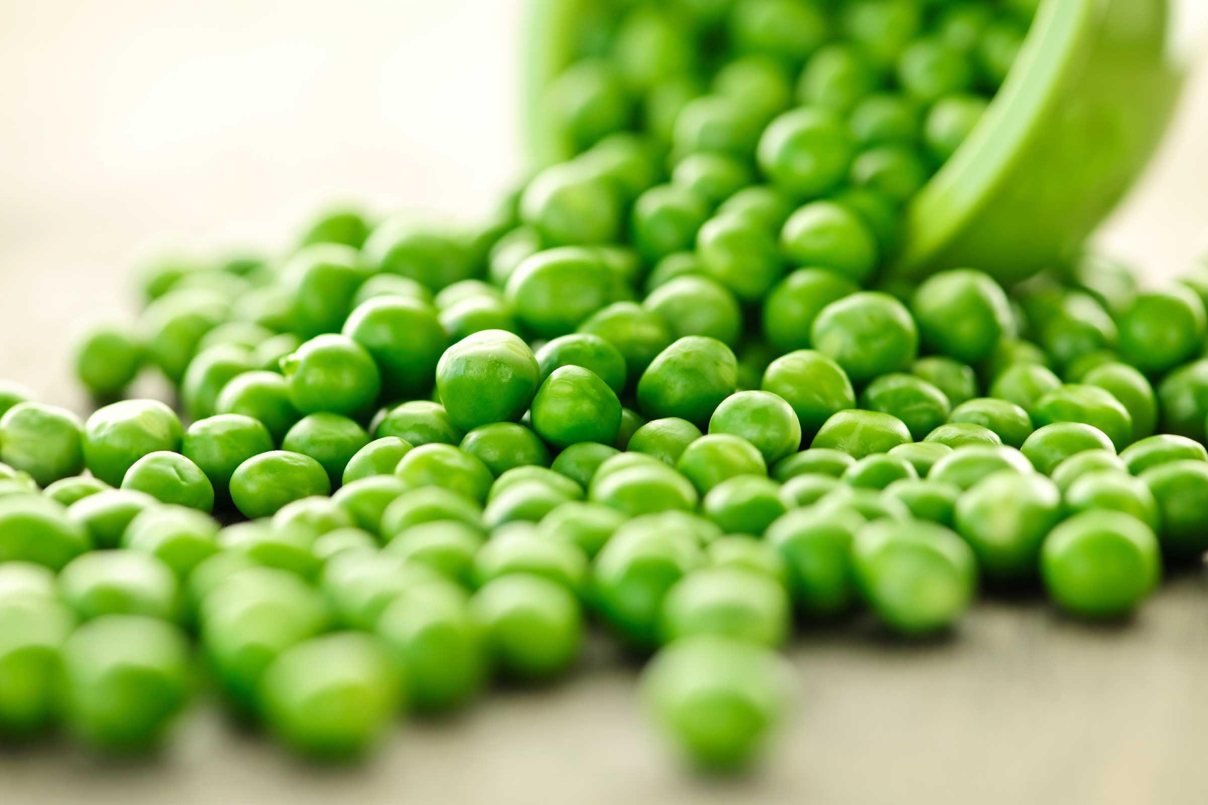 Pick on peas