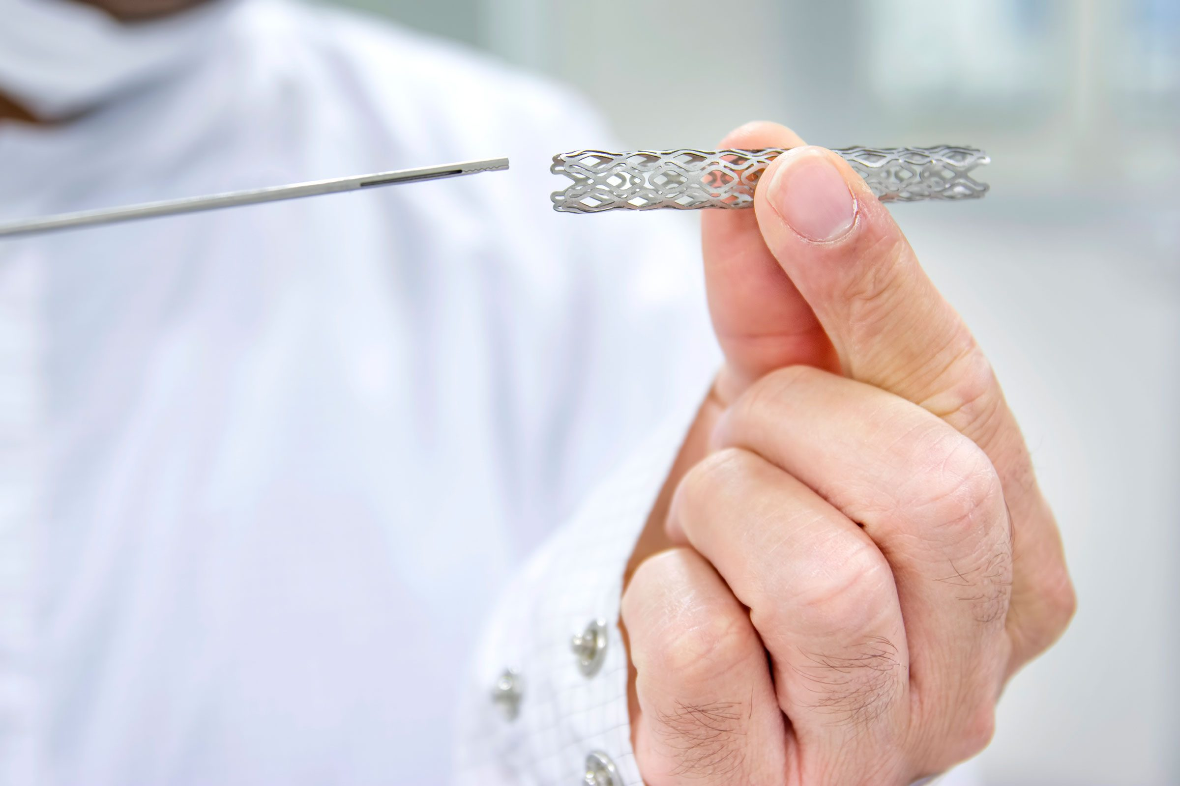 If your doctor wants to give you a stent, always ask: Is this better than medicine?