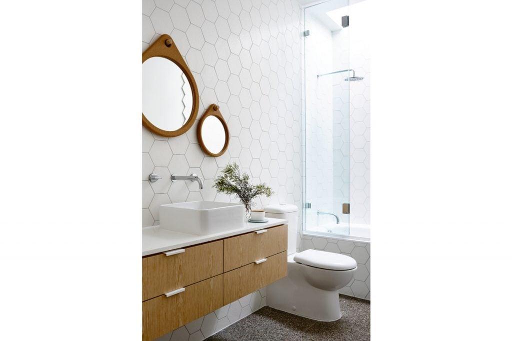 Bathroom Makeover Mistakes mini bathroom makeovers: easy bathroom design ideas | reader's digest