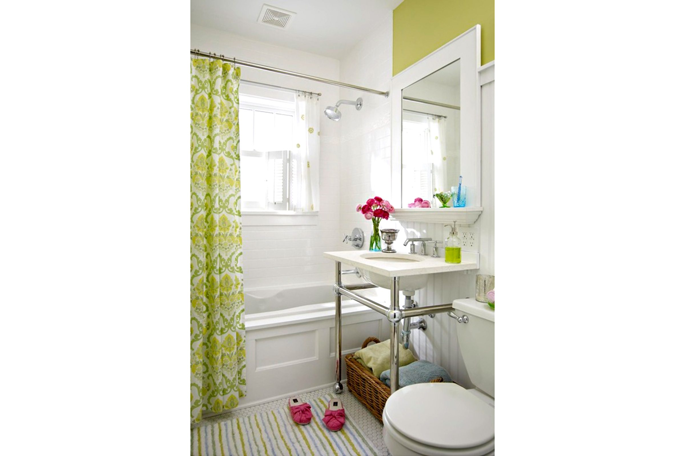 Bathroom Mini Makeovers mini bathroom makeovers: easy bathroom design ideas | reader's digest