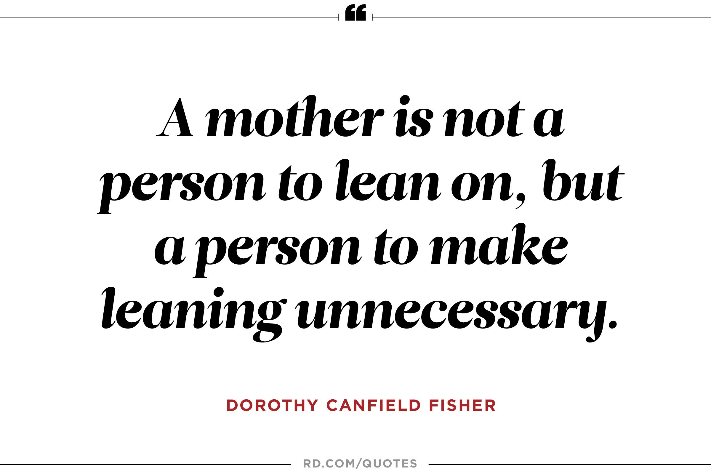 11 Quotes About Mothers That'll Make You Call Yours | Reader's Digest