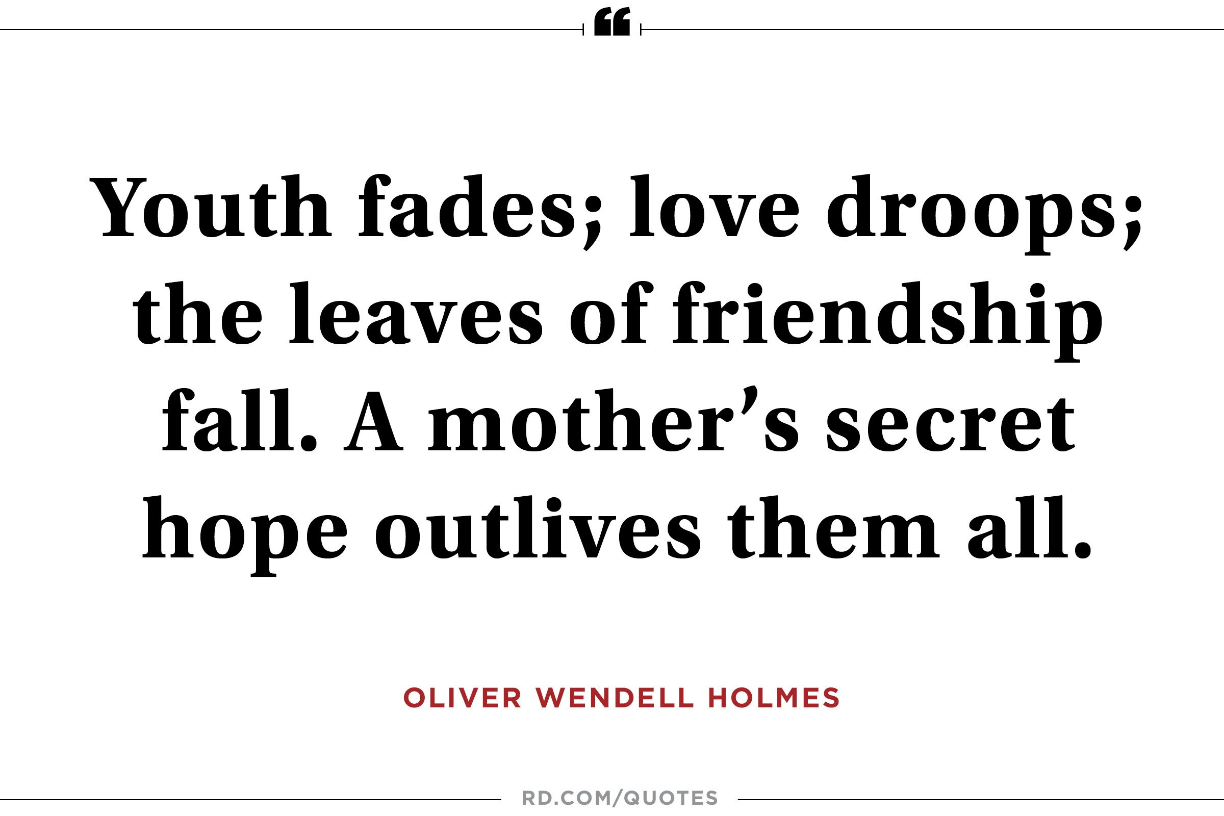 Mothers Love Quotes 11 Quotes About Mothers Thatu0027ll Make You Call Yours  Readeru0027s Digest