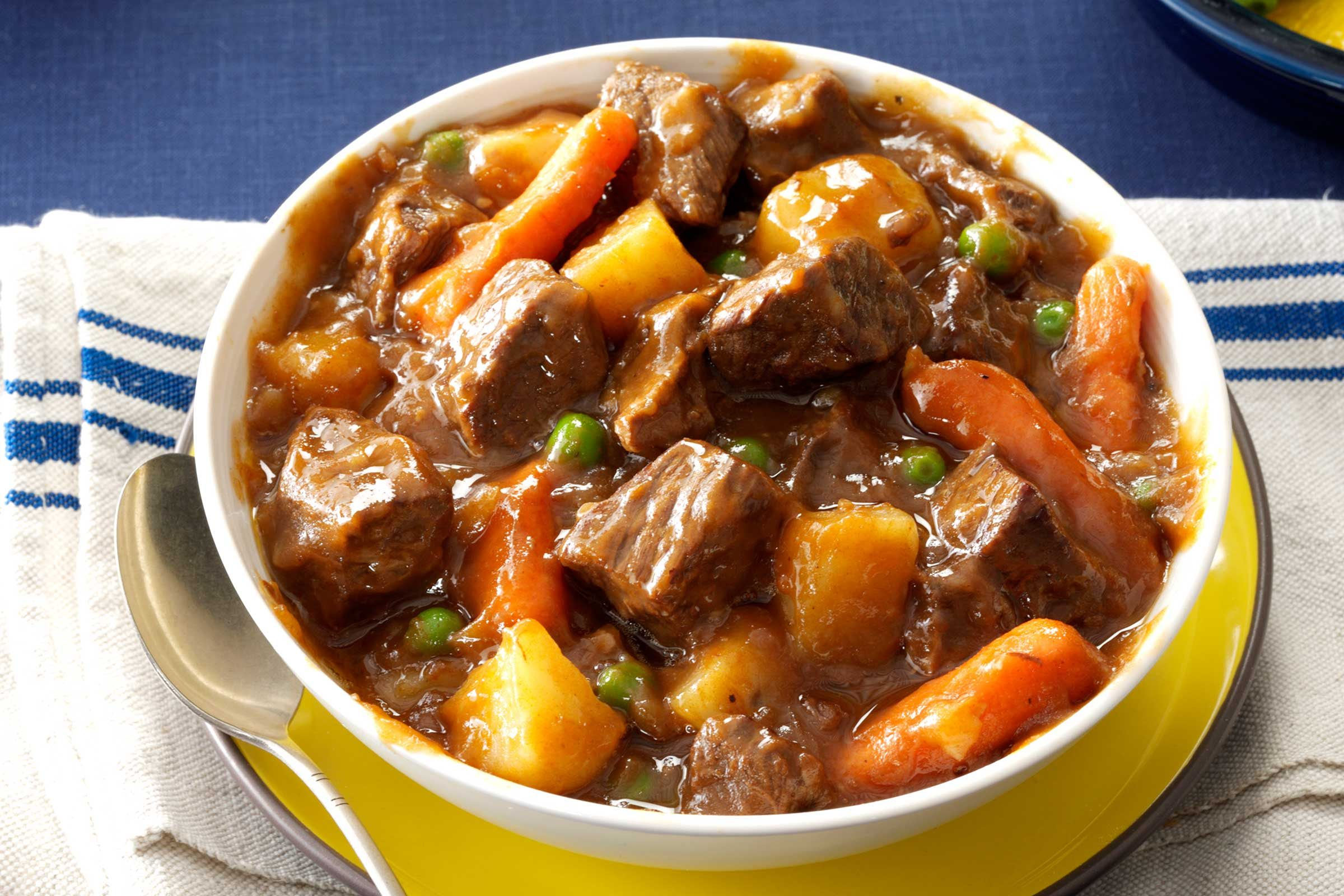slow cooker beef and vegetable stew slow cooker tangy beef stew ...