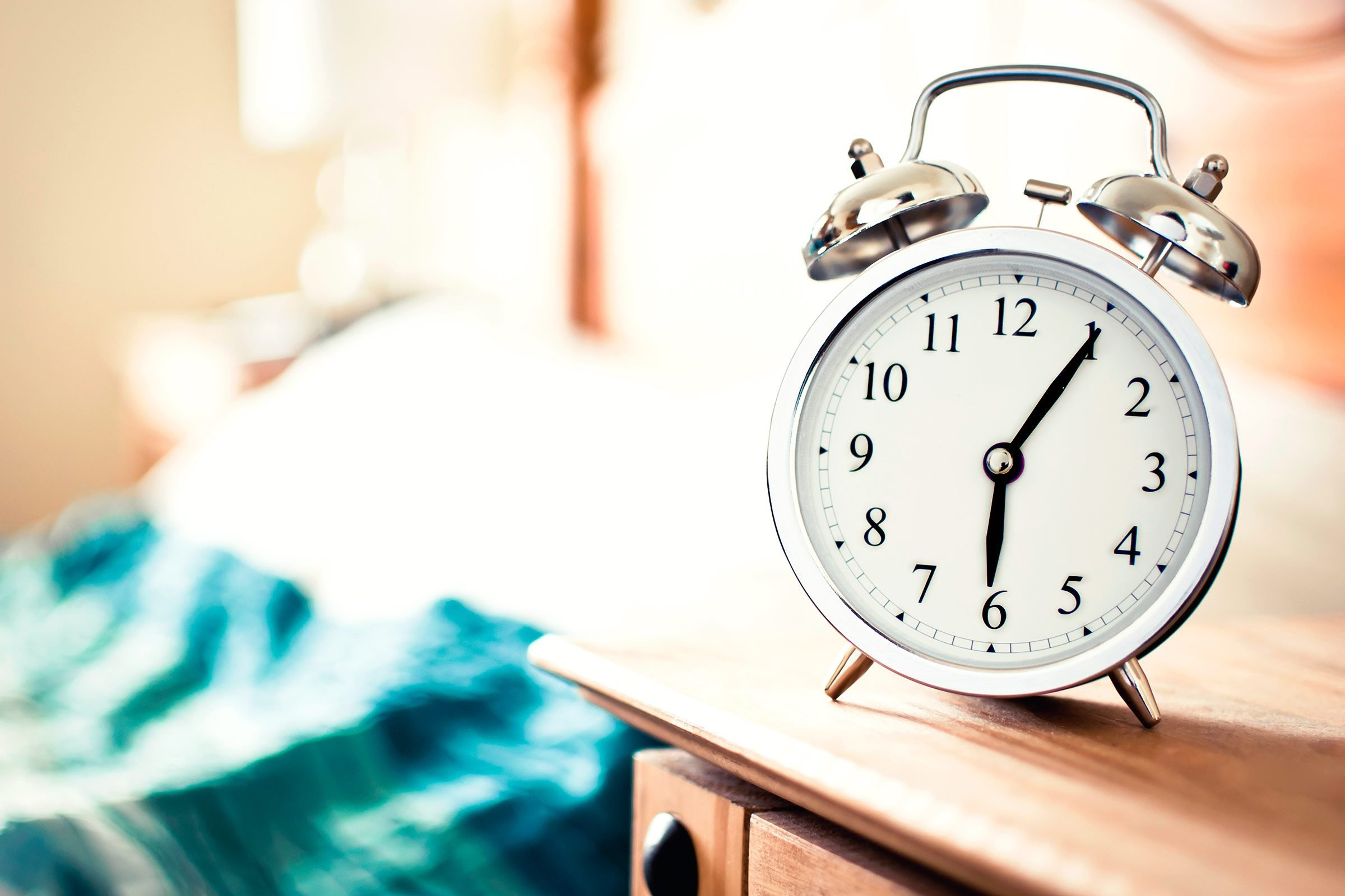 Limit the length of your snooze