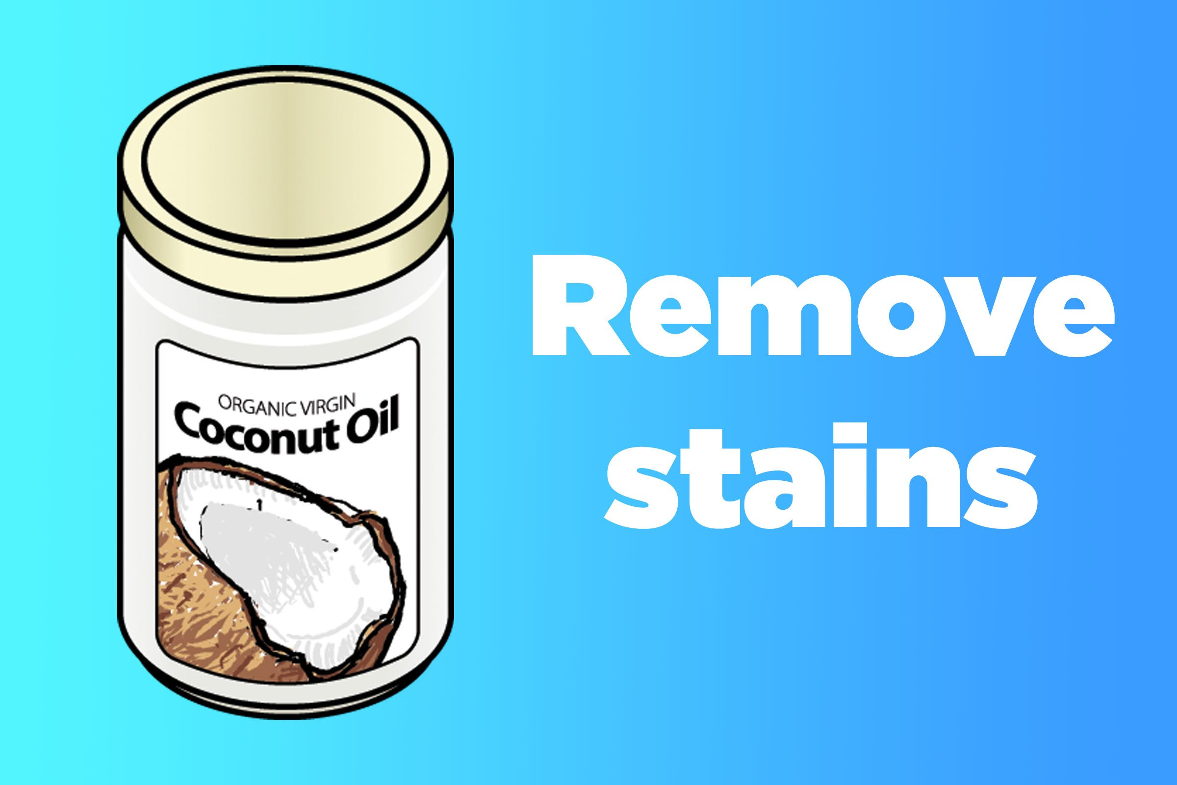 How To Remove Set In Oil Stains Or Grease Stains From