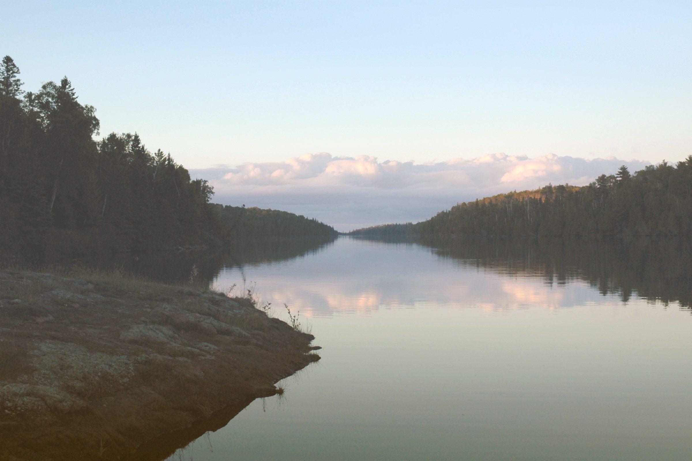 Talk about a Great Lake