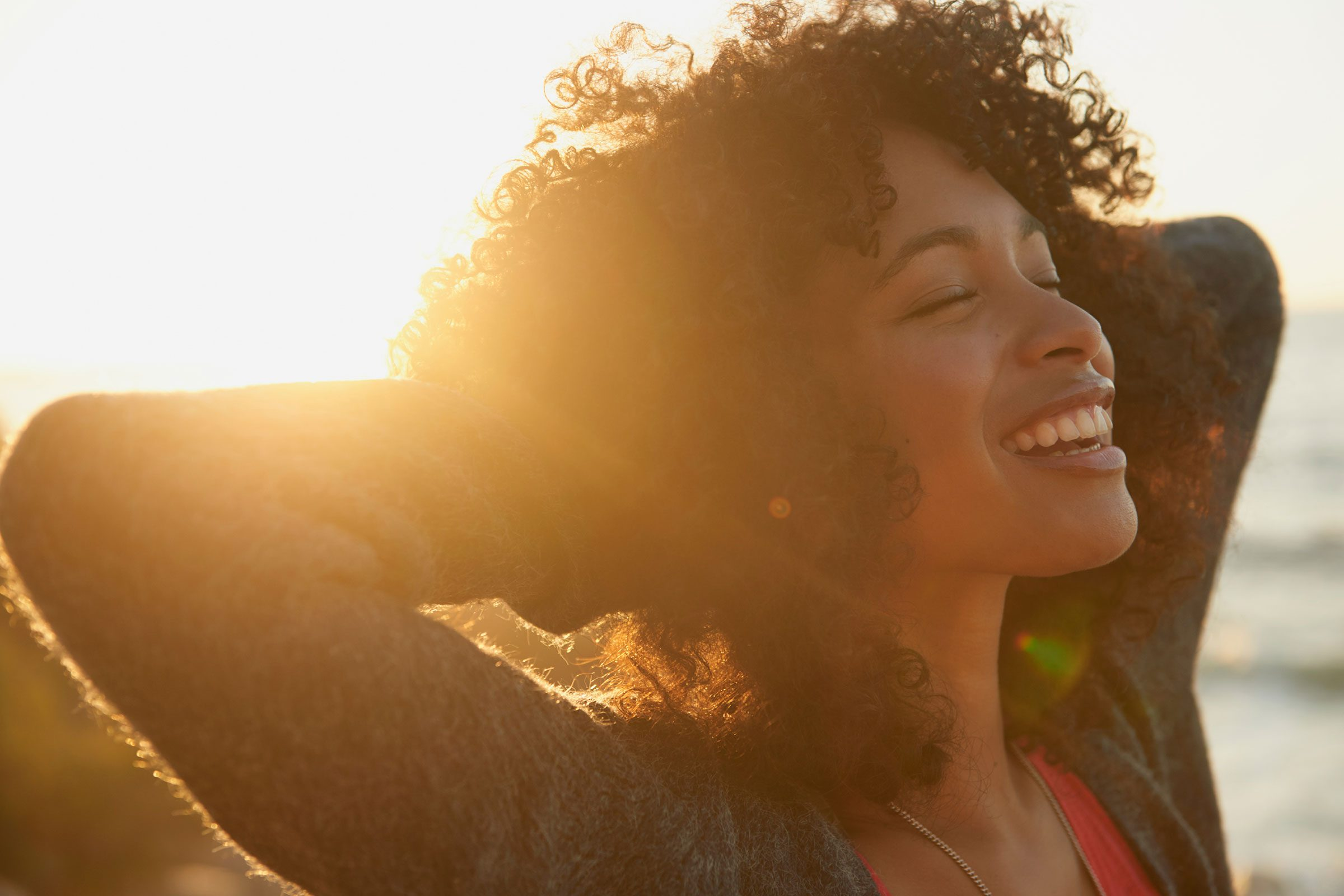 Overall Pain Relief: Sunlight