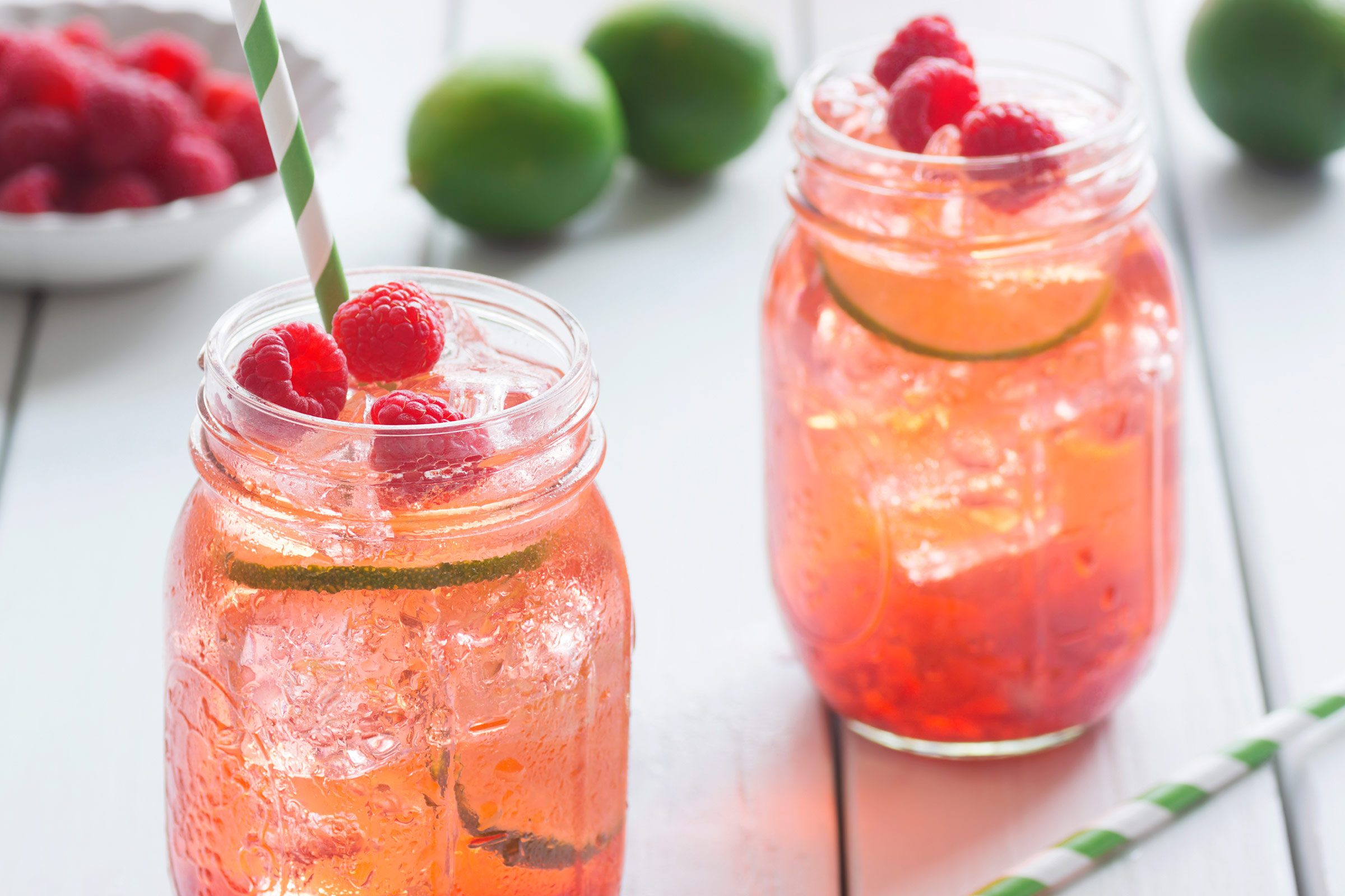 Raspberry Iced Tea