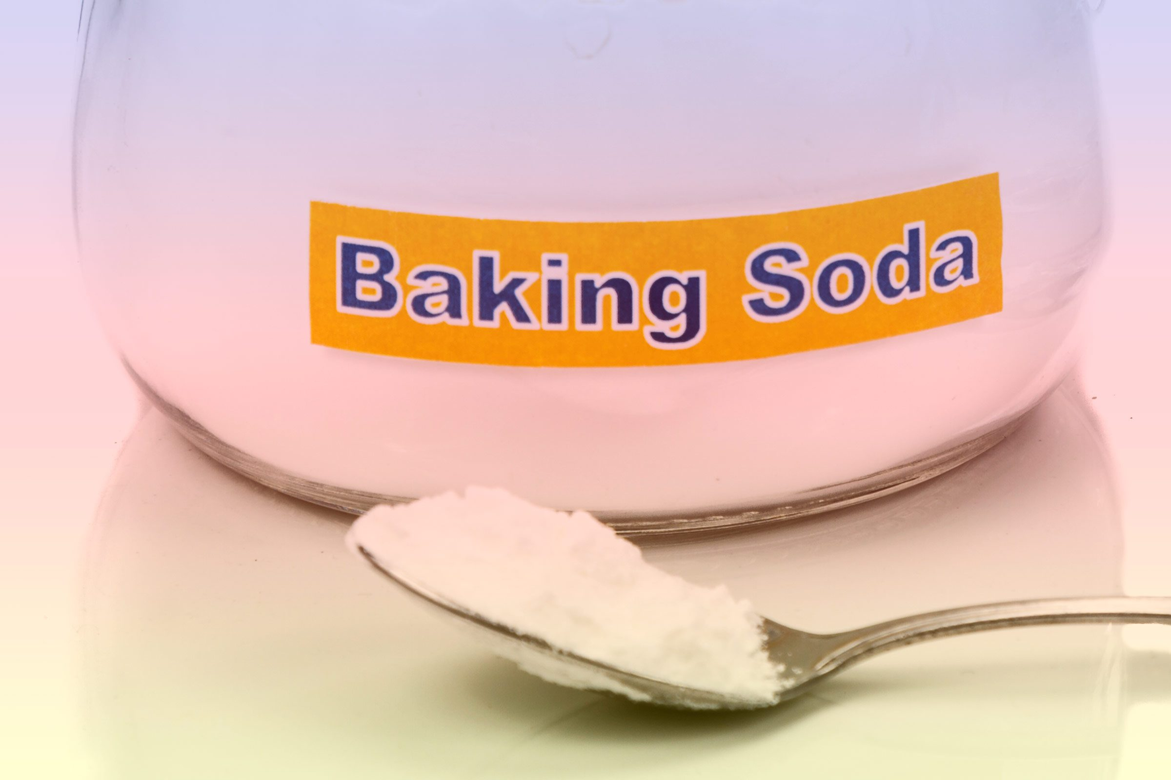 Baking soda speeds up recovery