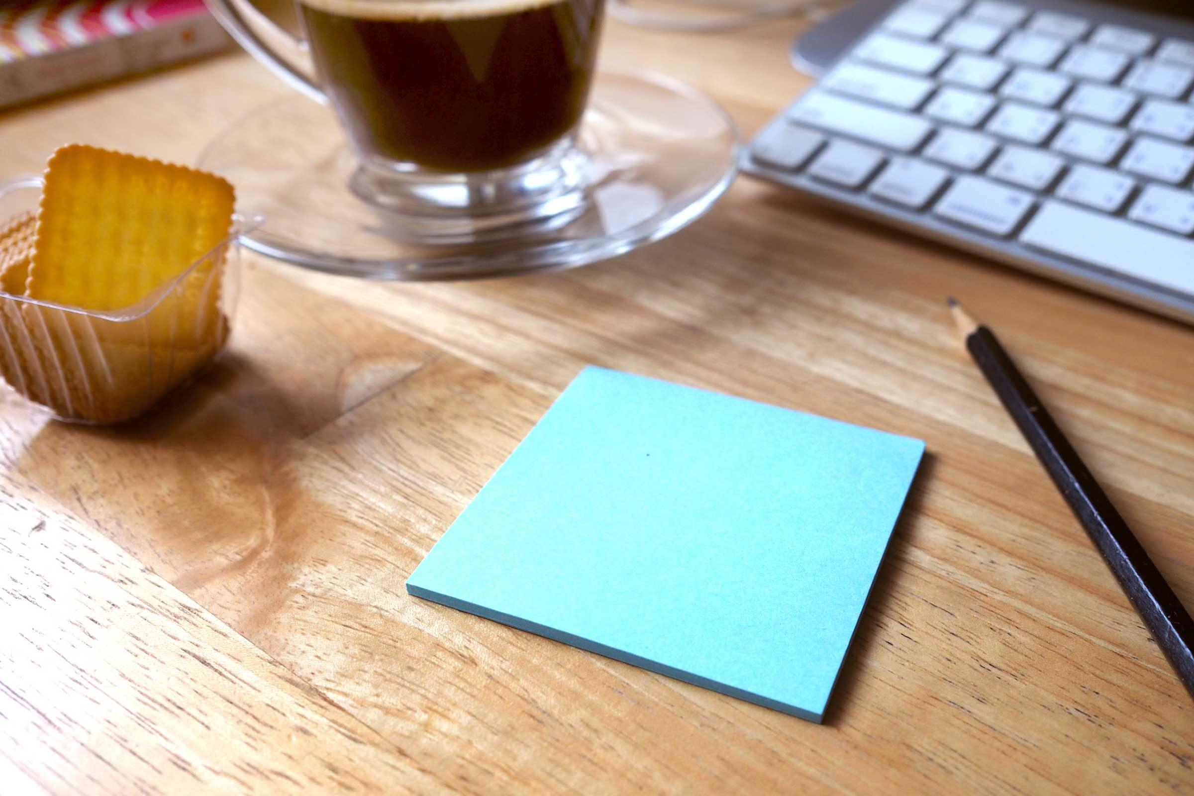 Stick With Sticky Notes