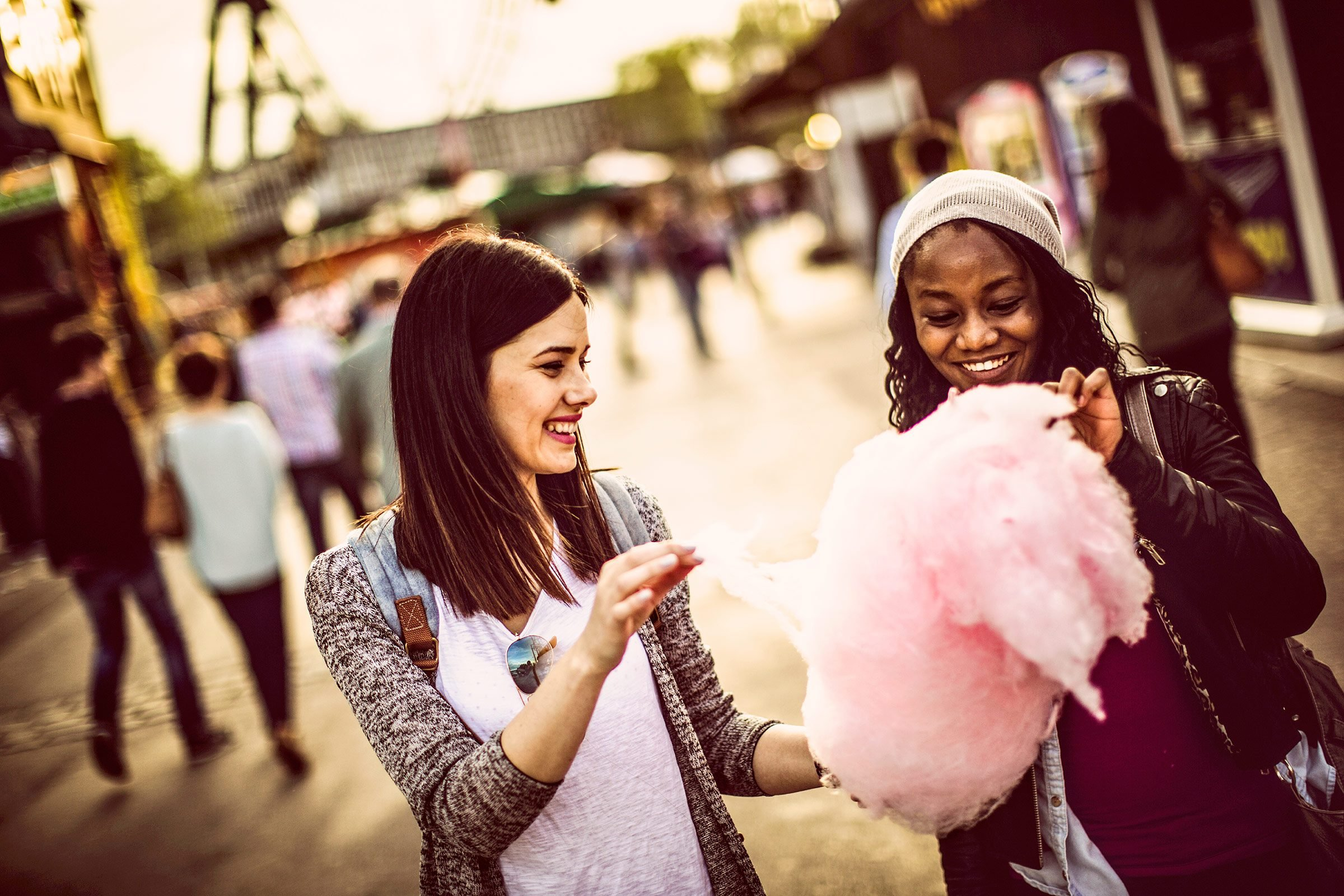 Cotton Candy: Restores Blood Vessels
