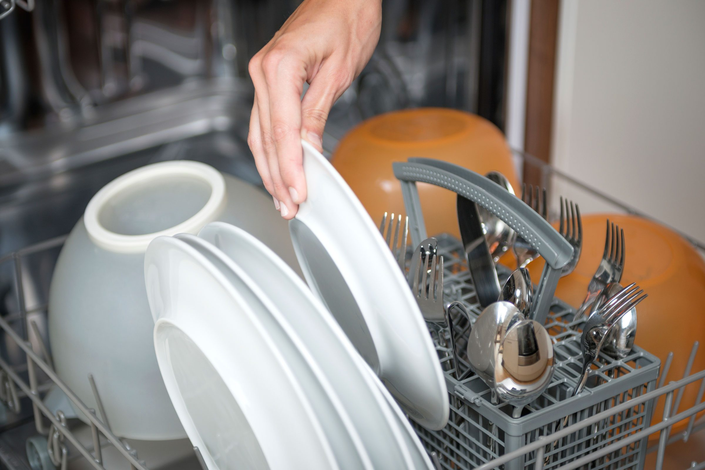 Uncategorized Kitchen Science Appliances household appliances ways you use kitchen equipment wrong dont organize your plates in the dishwasher correctly