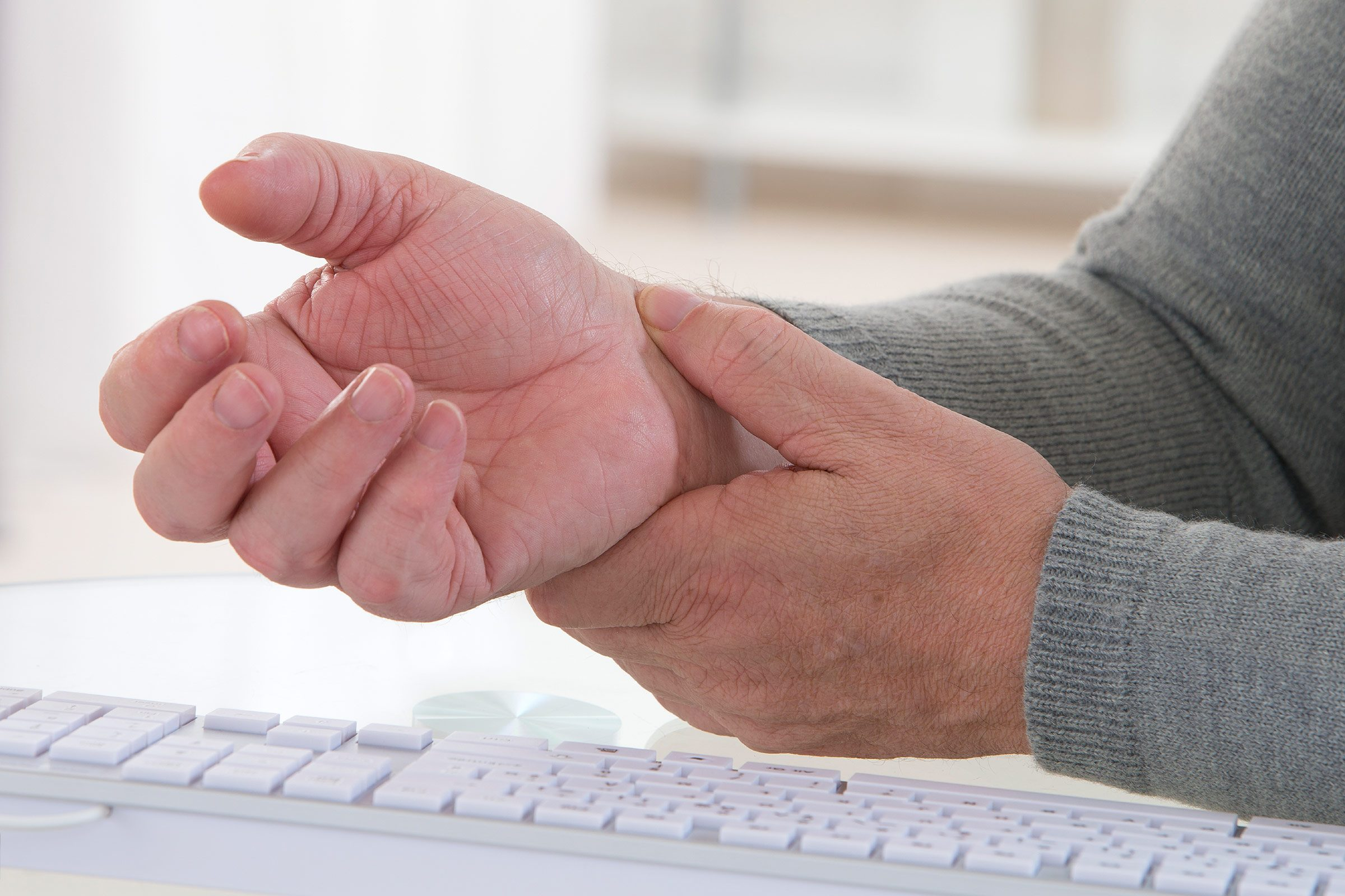 Try injections for carpal tunnel