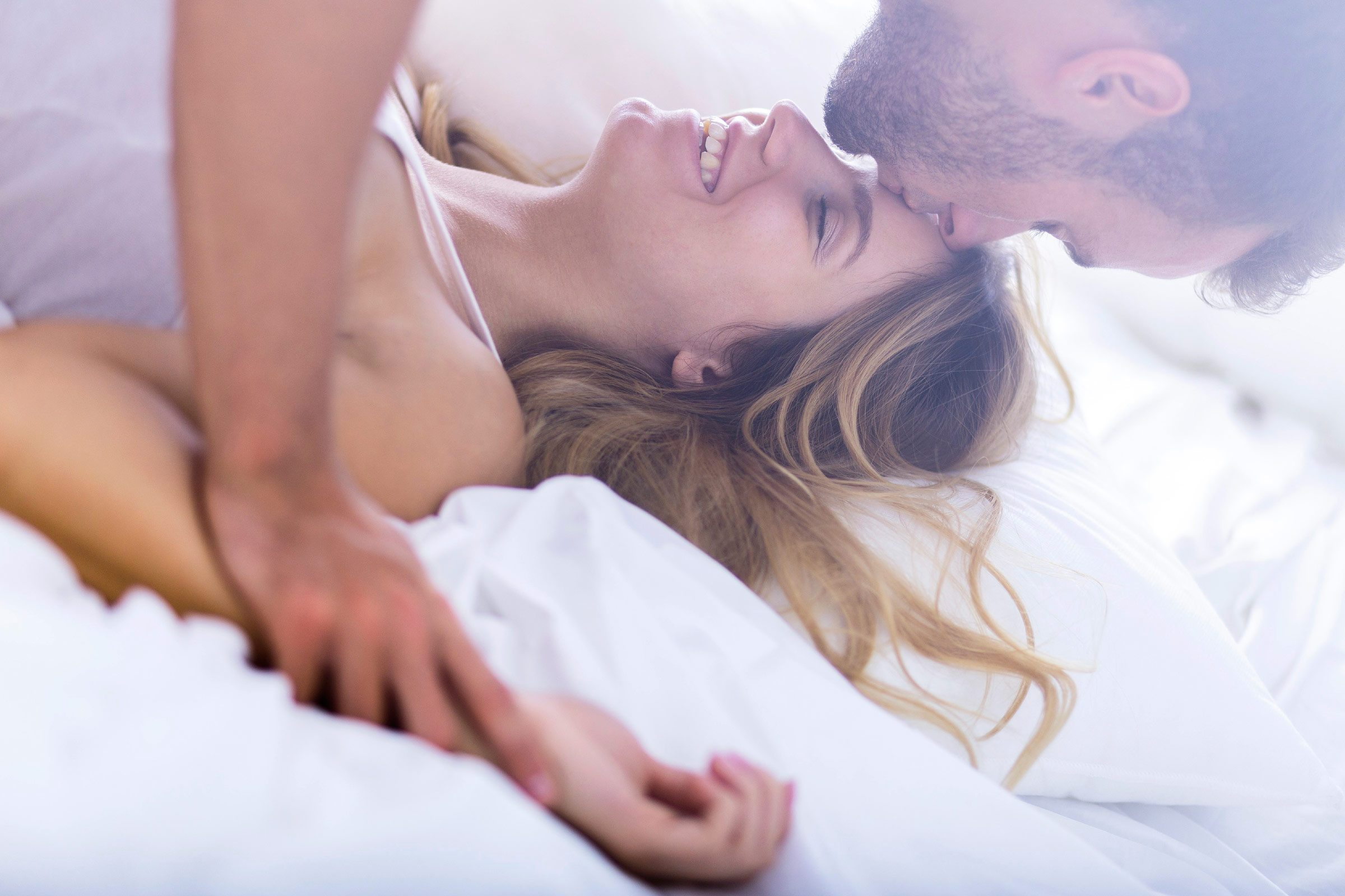 Most romantic bedroom kisses - Remove The Pressure To Get Right To It