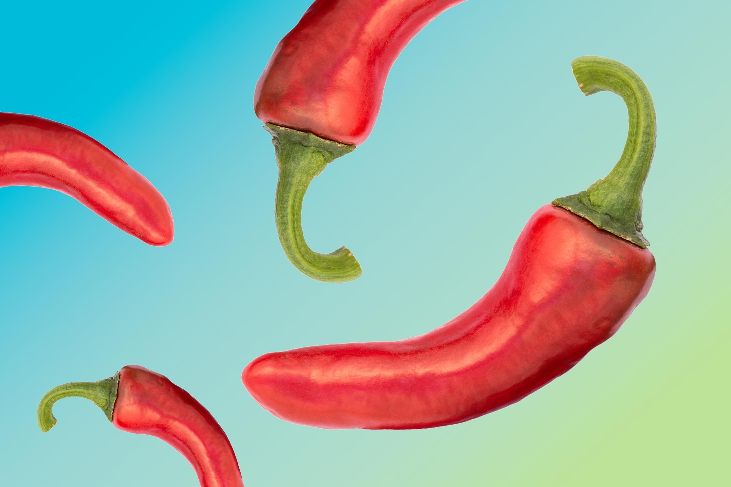 Beat the heat: Spicy food