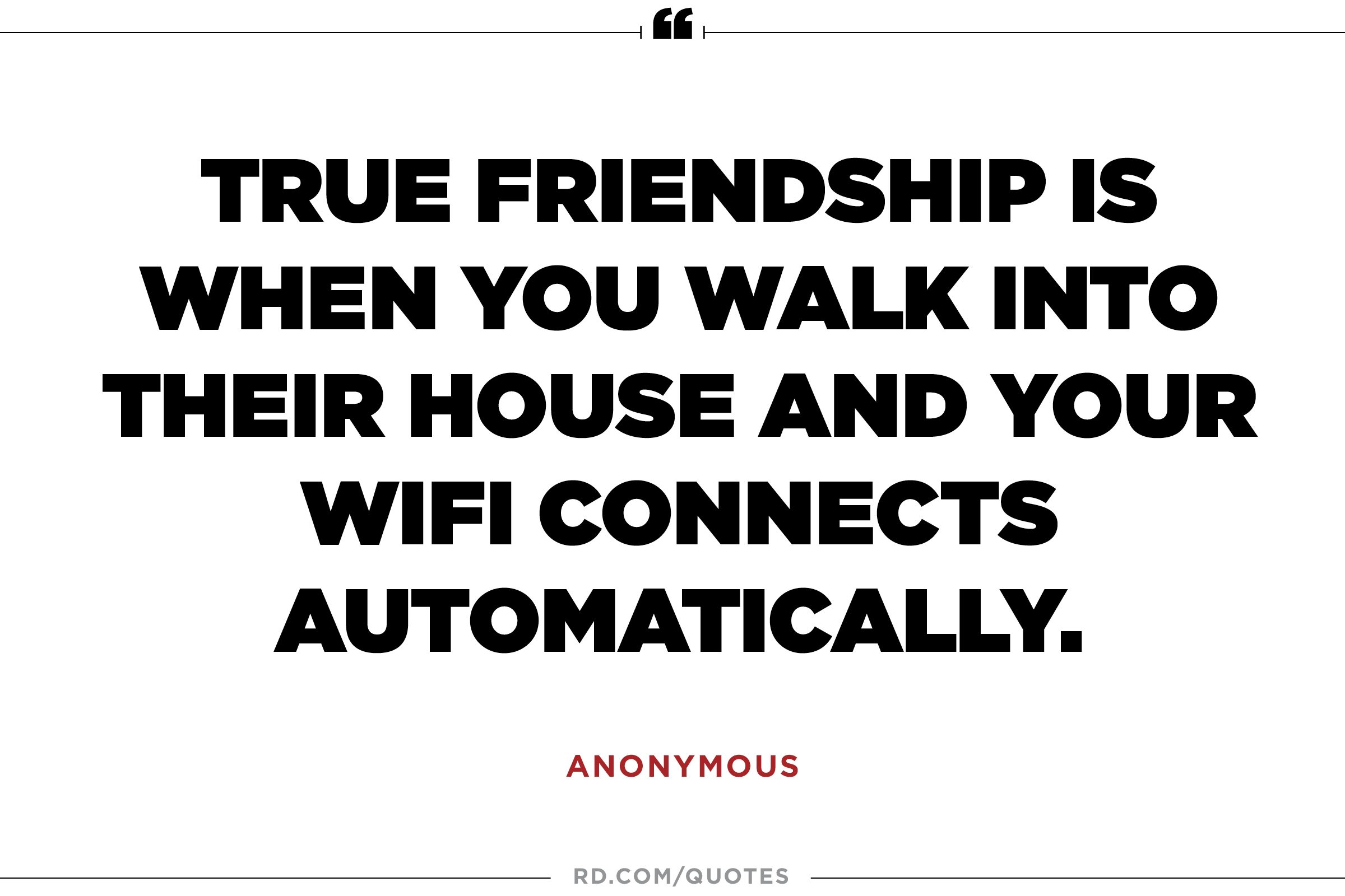 Anonymous Quotes About Friendship 30 Moving Quotes Best Friend That Will Make You Want To Call