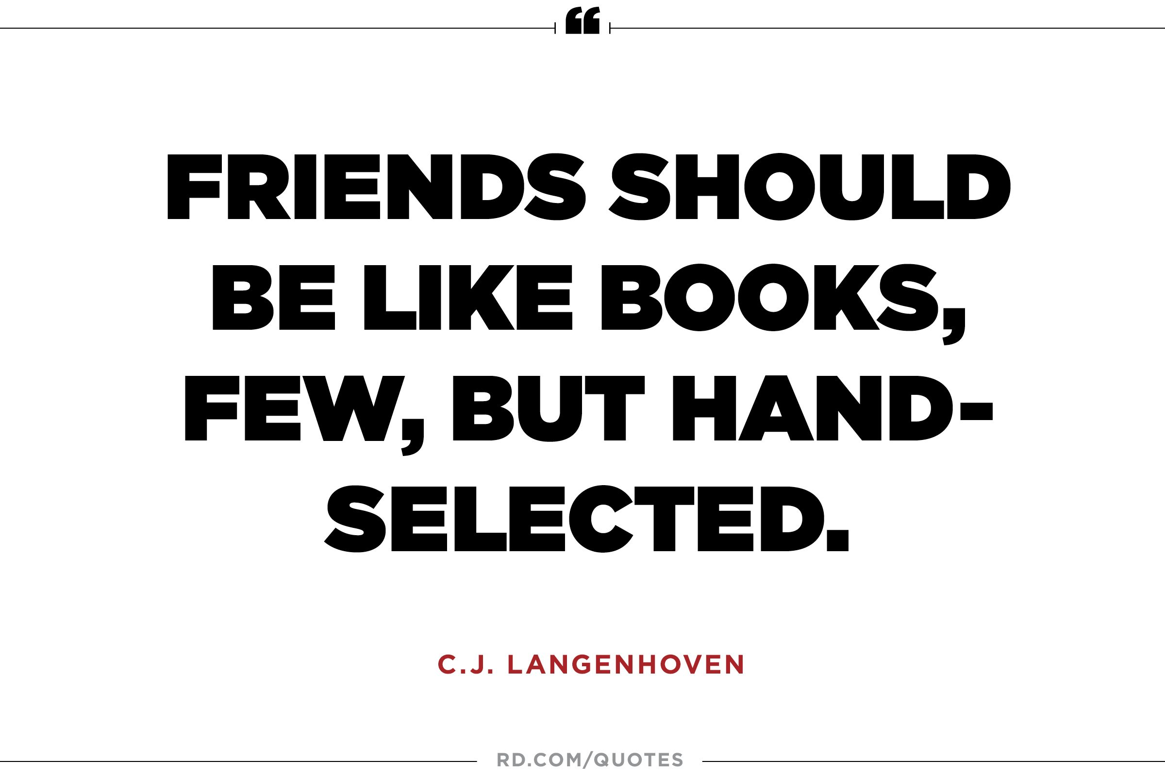 What is a good novel about friendship?