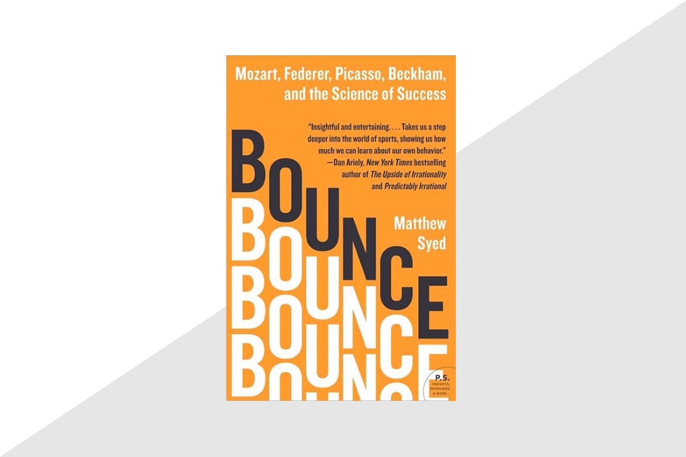 'Bounce' by Matthew Syed