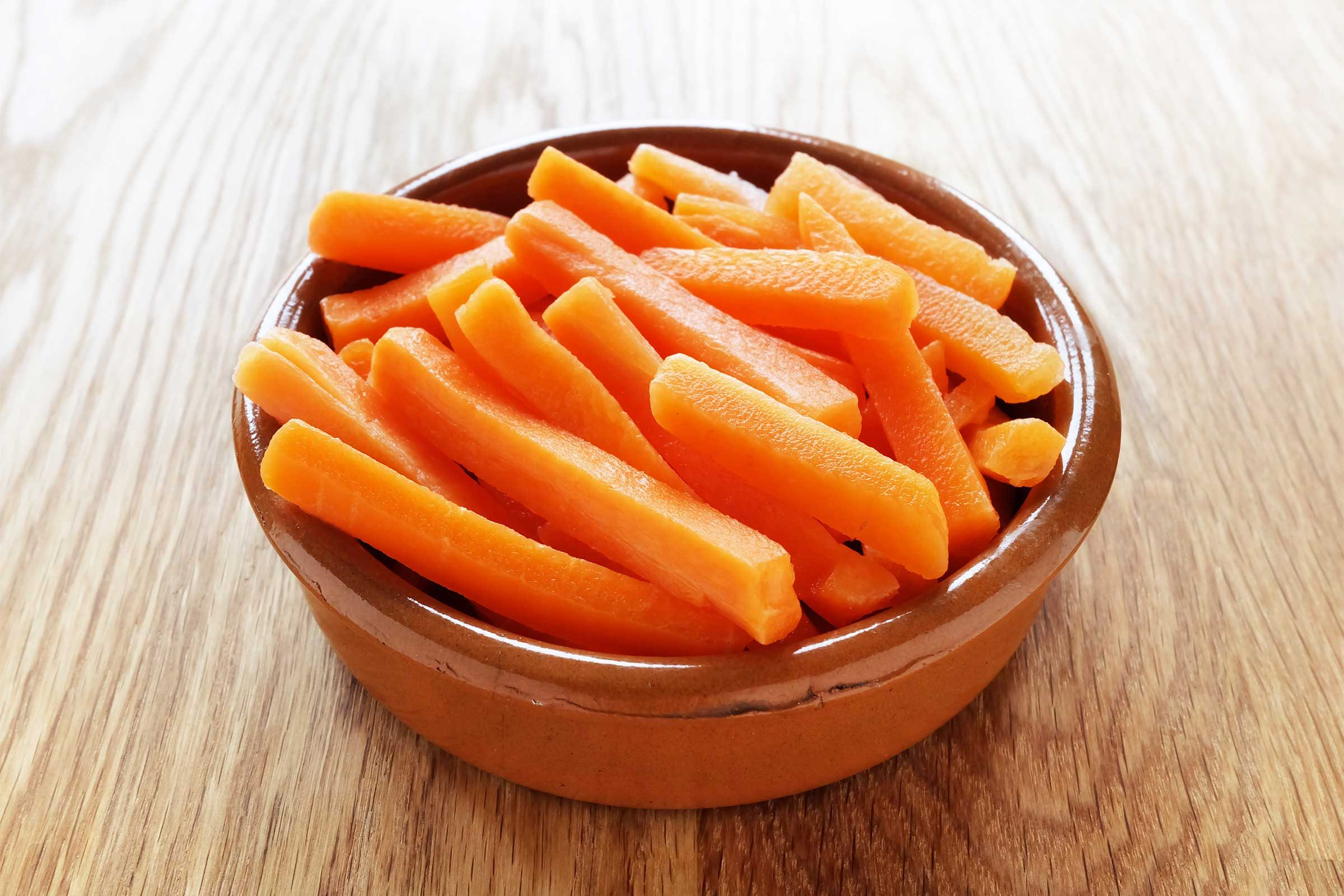Carrots Give Chemo A Boost