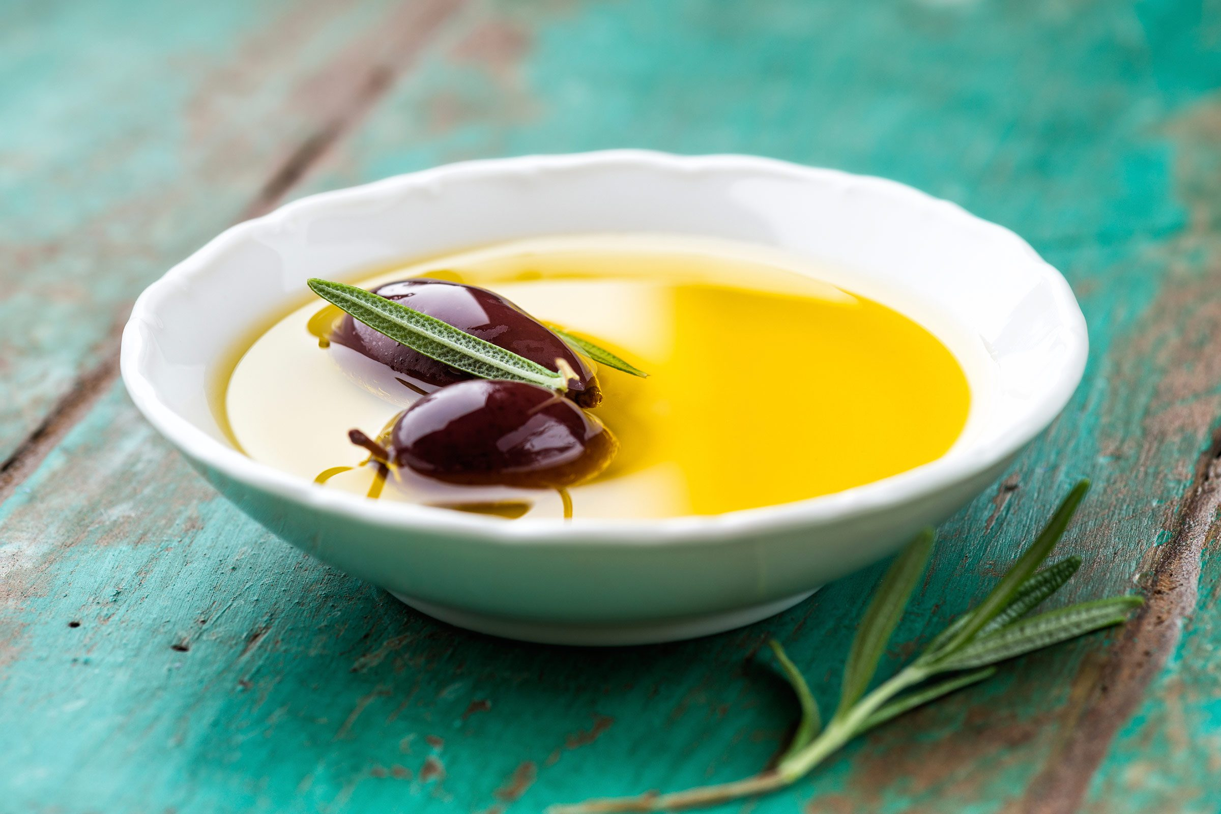 Olive oil might be the key to longer life.