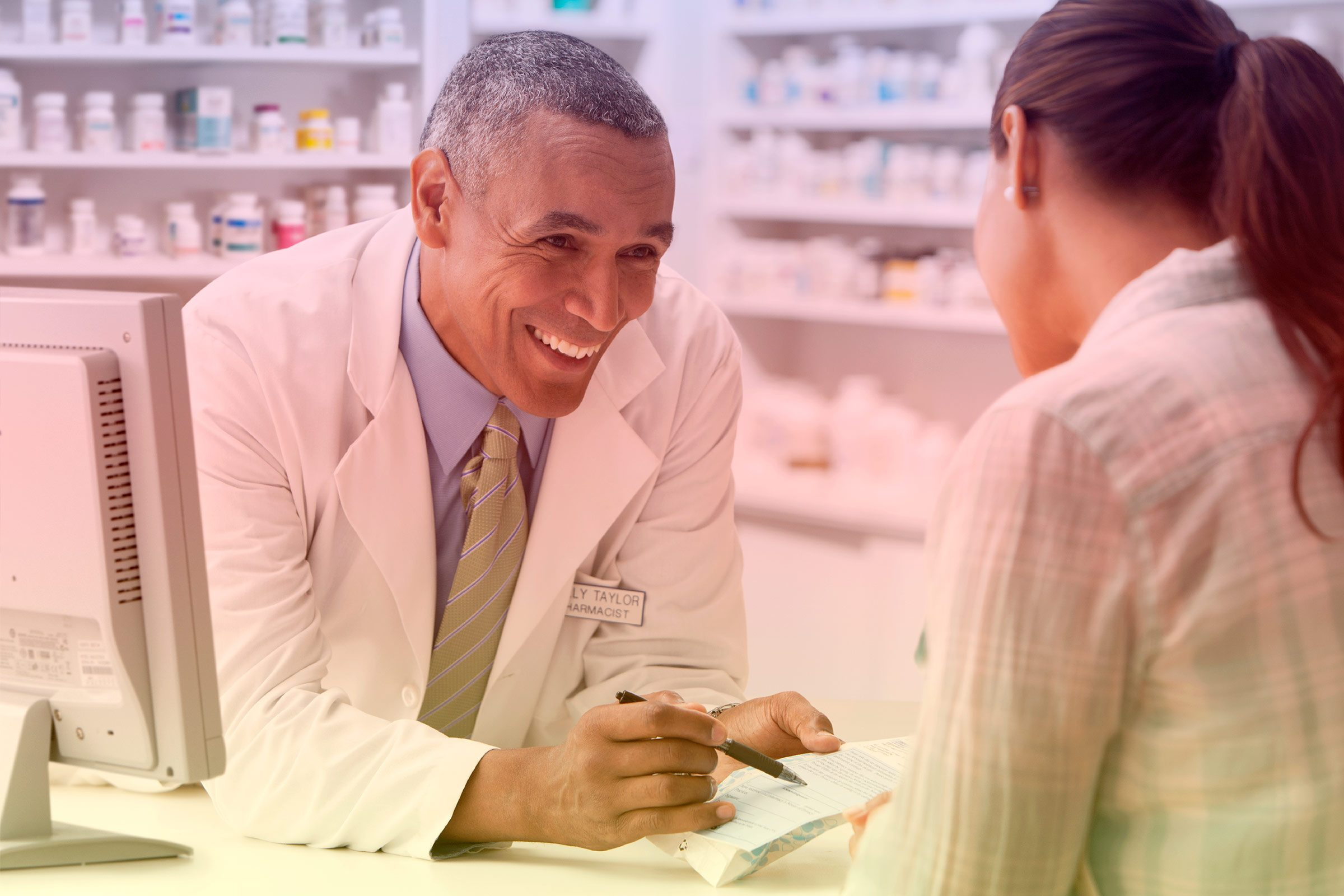 When you pick up your prescription, at a minimum,  ask: