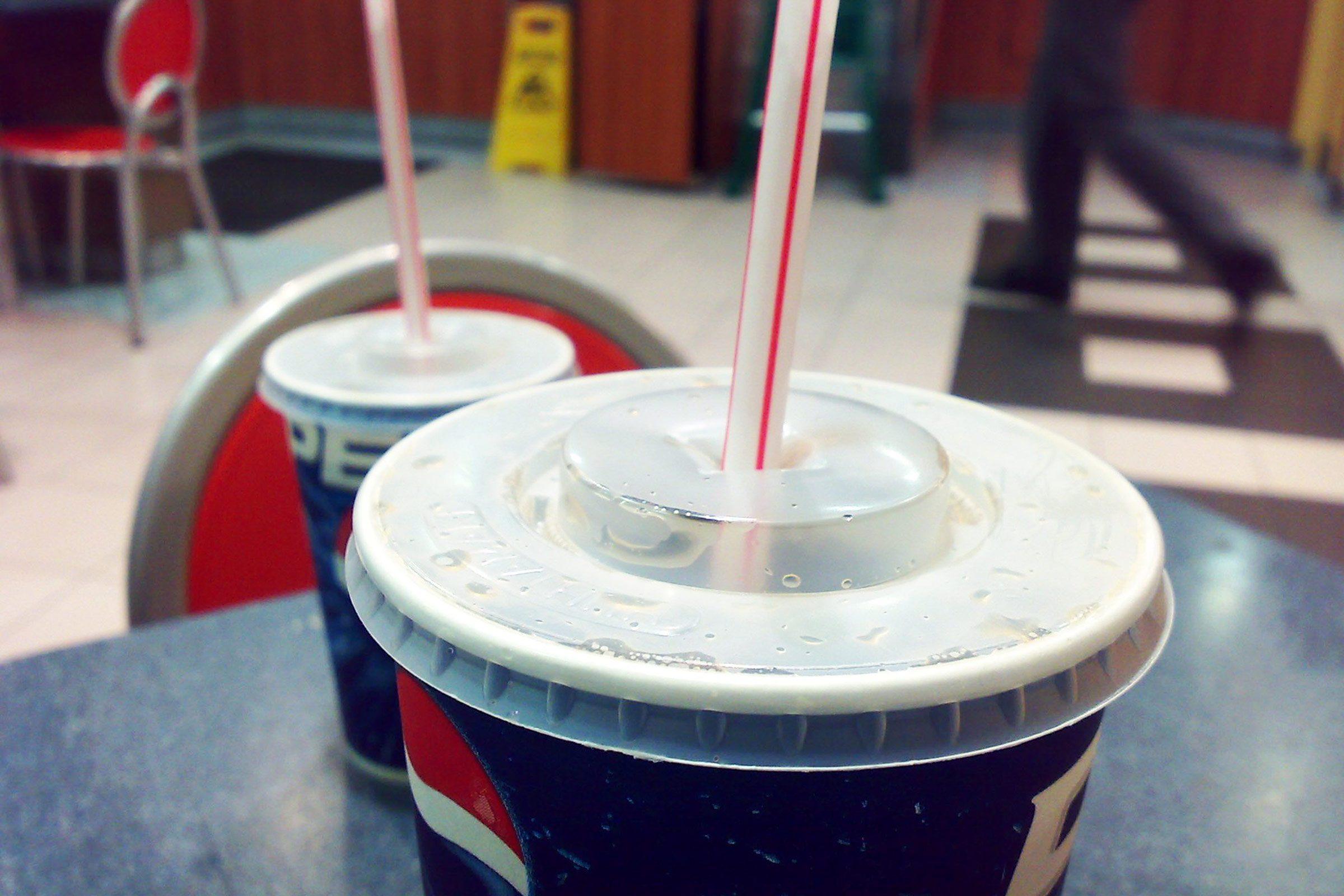 KFC's 64-Ounce Pepsi