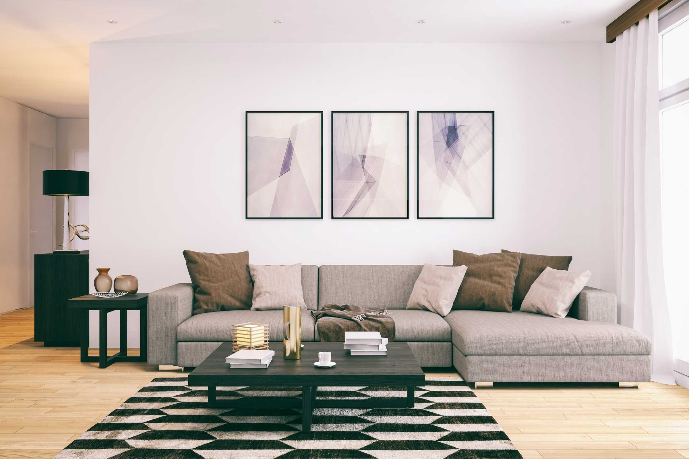 how to hang picture frames mistakes to avoid reader 39 s digest. Black Bedroom Furniture Sets. Home Design Ideas