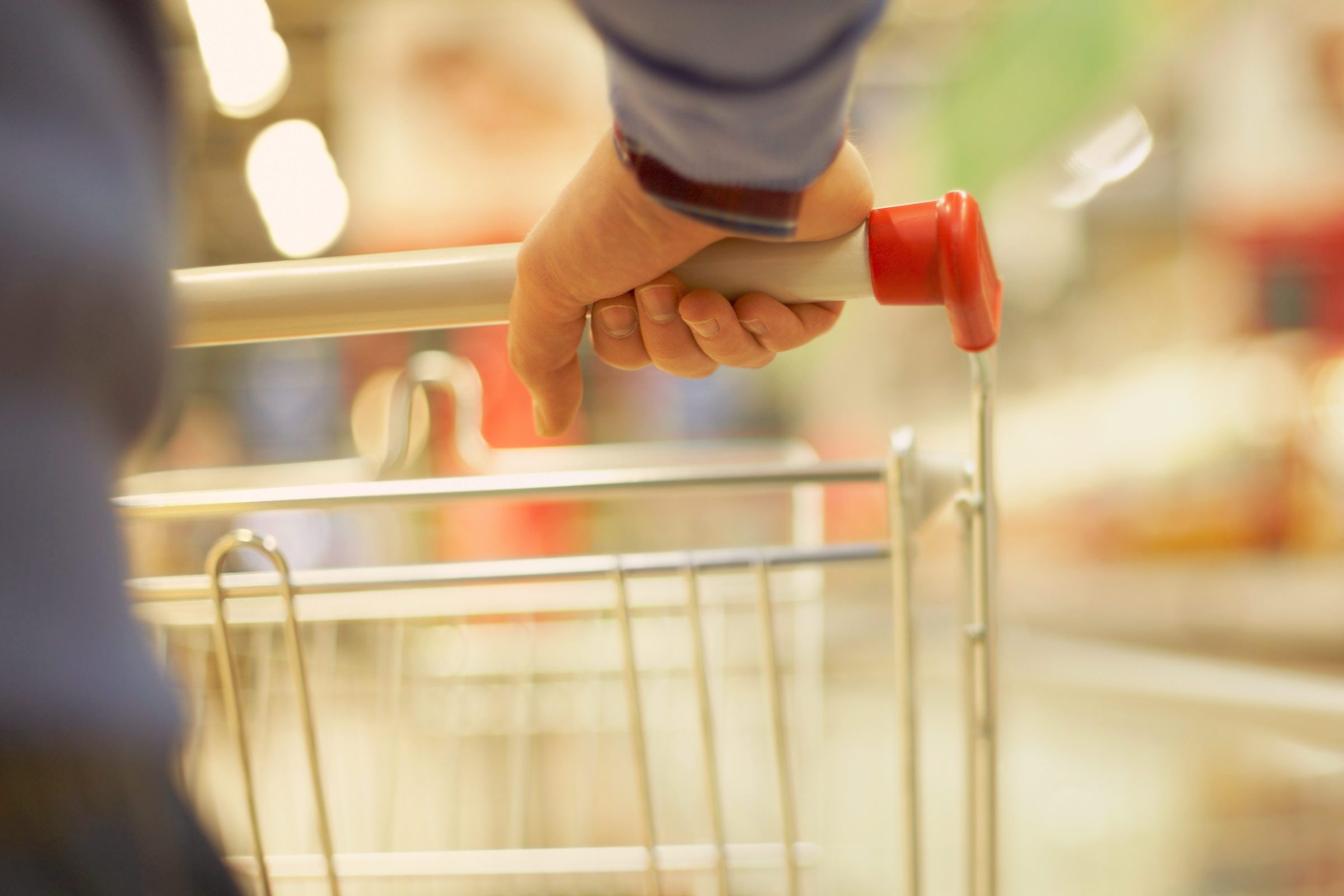 86% Don't Disinfect Shopping Carts