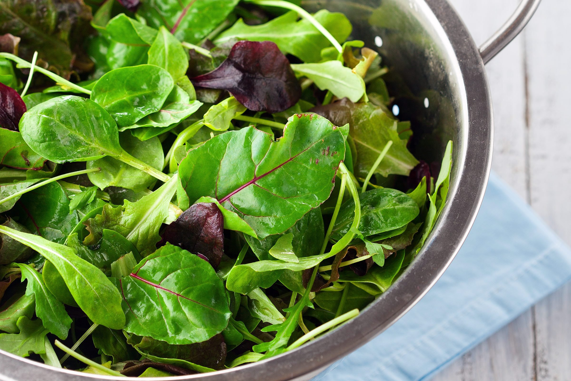 2 Mix Up Your Greens