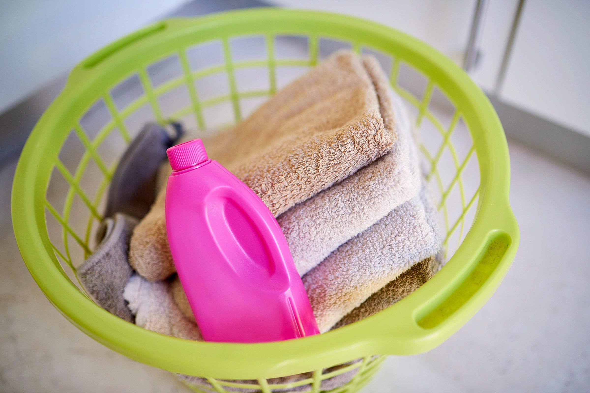 50% Have Special Laundry Hygiene Habits