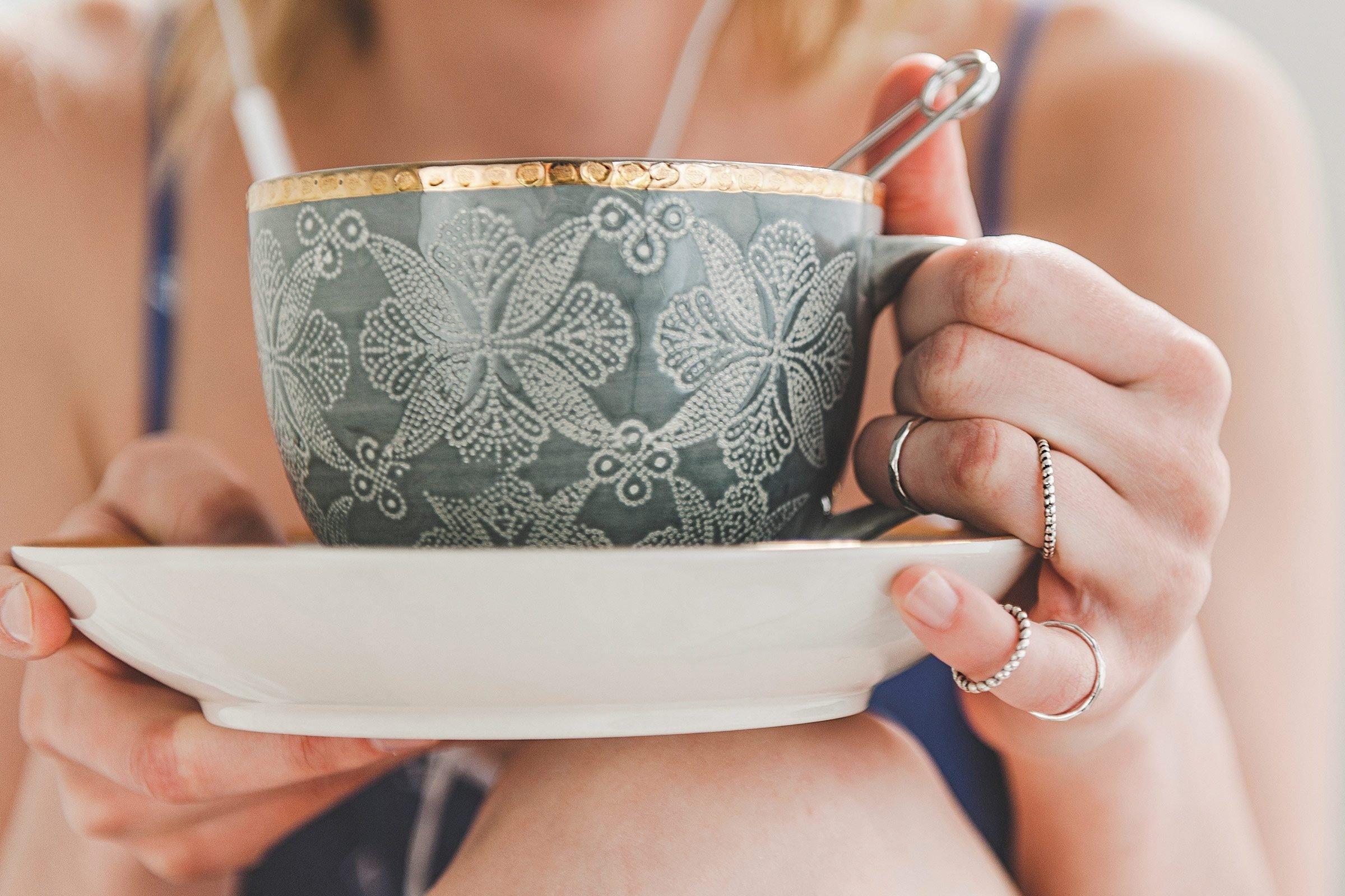 4. Coffee or tea?