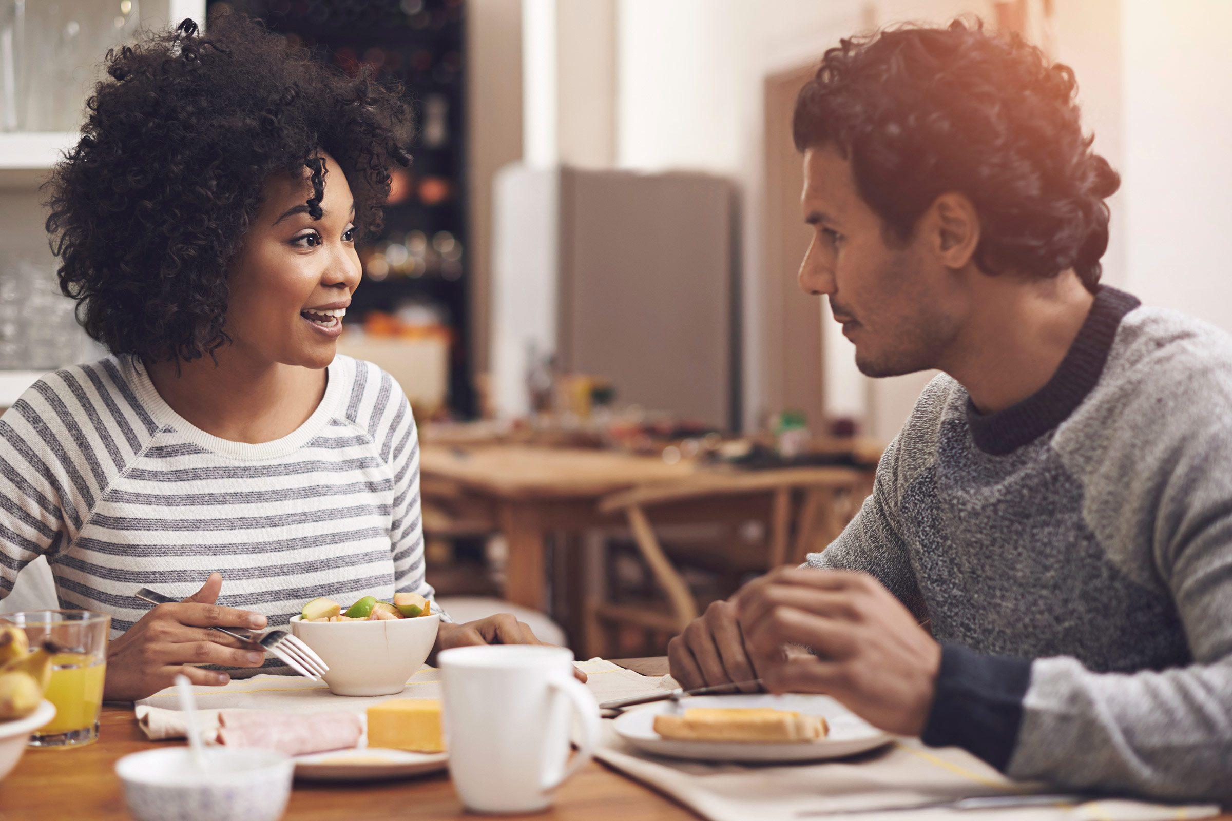 3. Listen empathetically to your spouse.