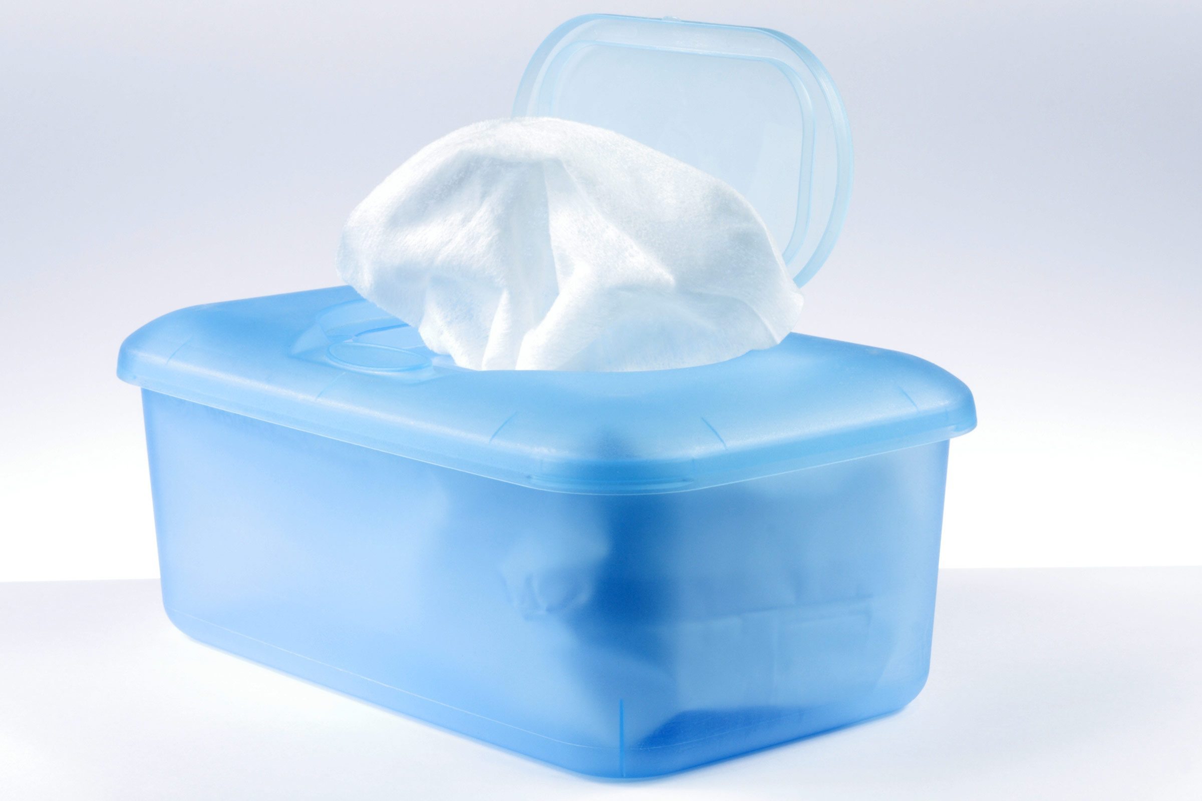 4. You can't have too many hand wipes (baby wipes work too!) to help with cleanup.