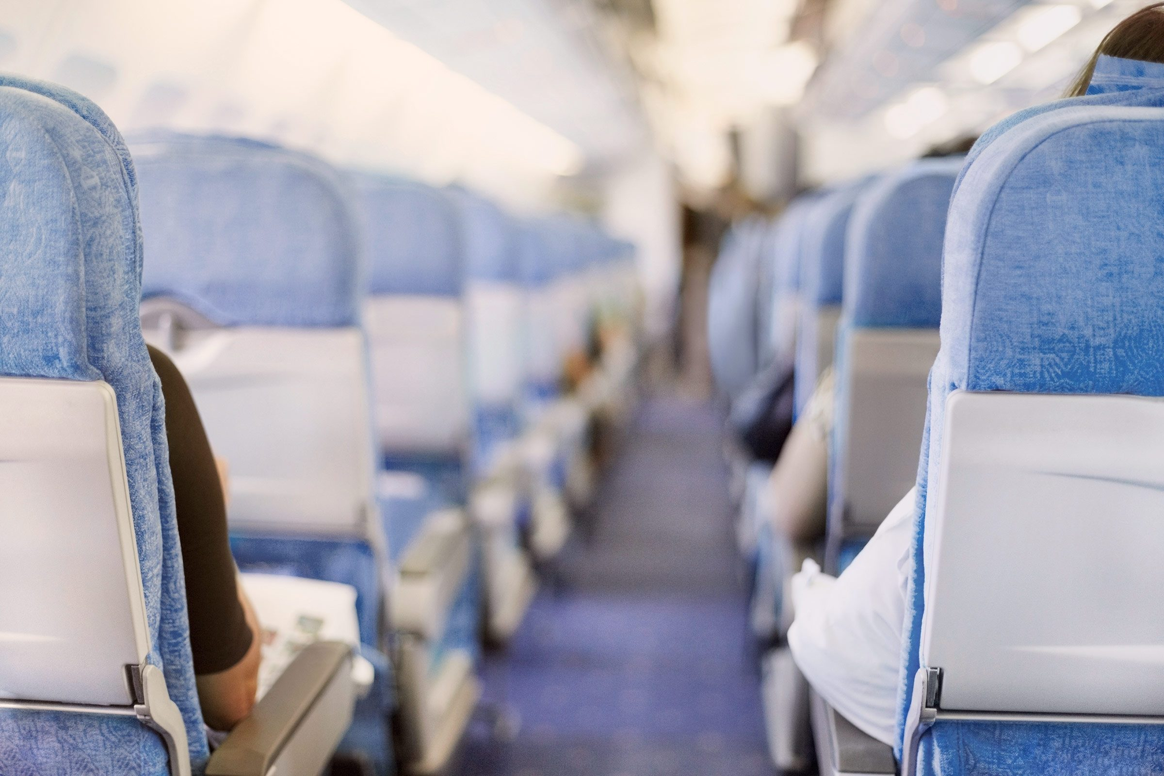 86% Protect Themselves on Planes