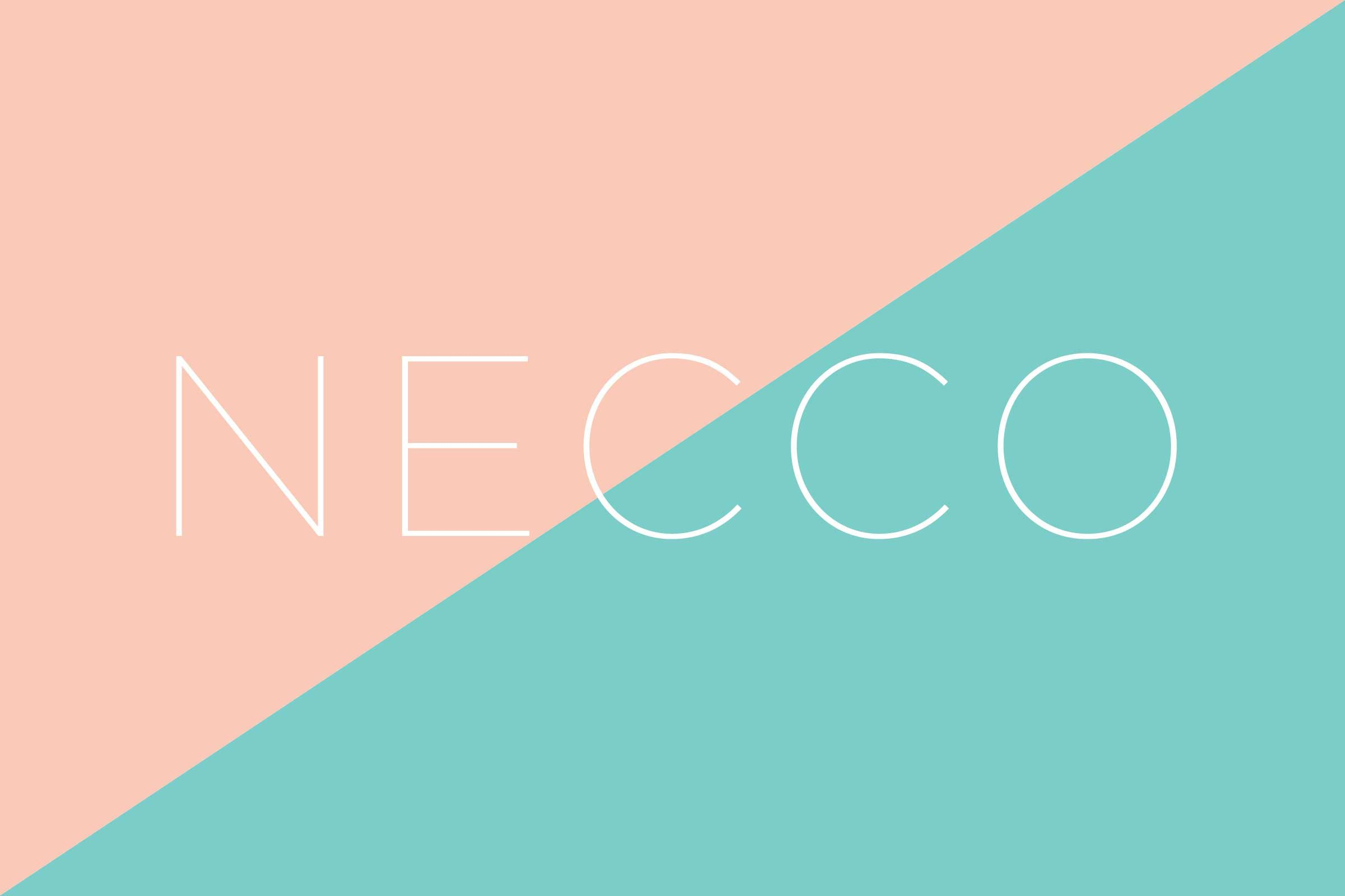 What does NECCO stand for?