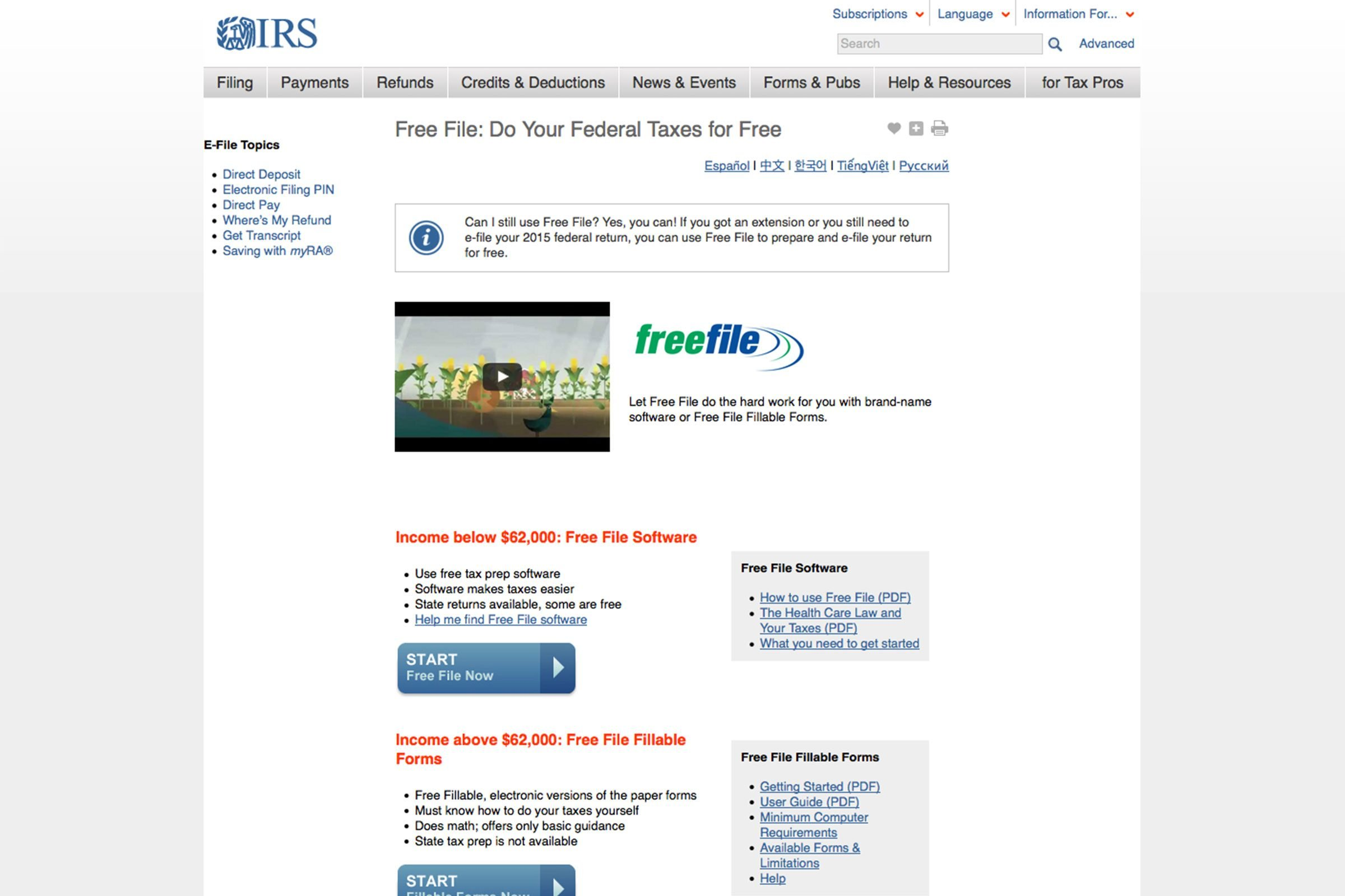 things on the internet everyone should use reader s digest tax filing