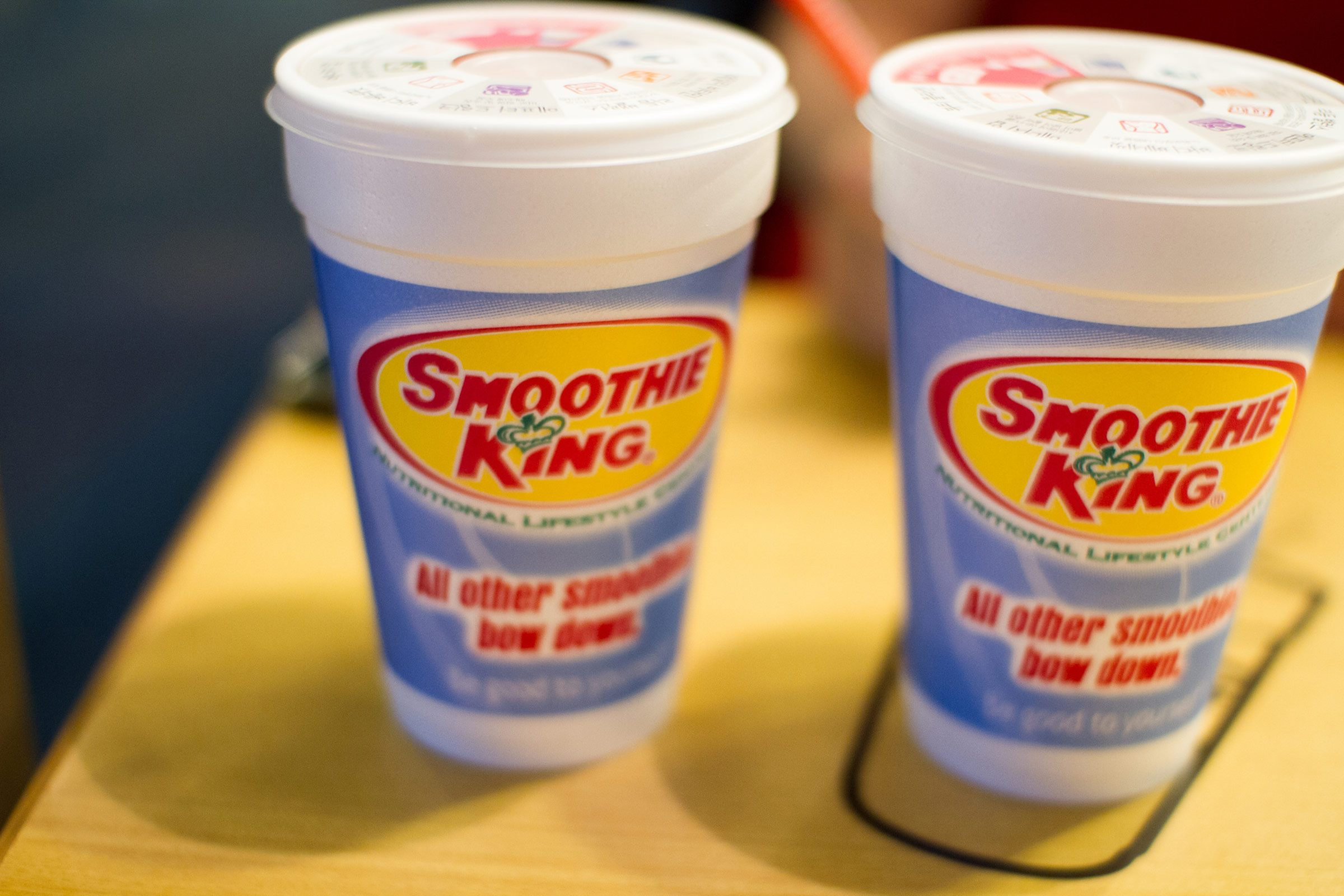 Smoothie King's 40-Ounce Acai Adventure