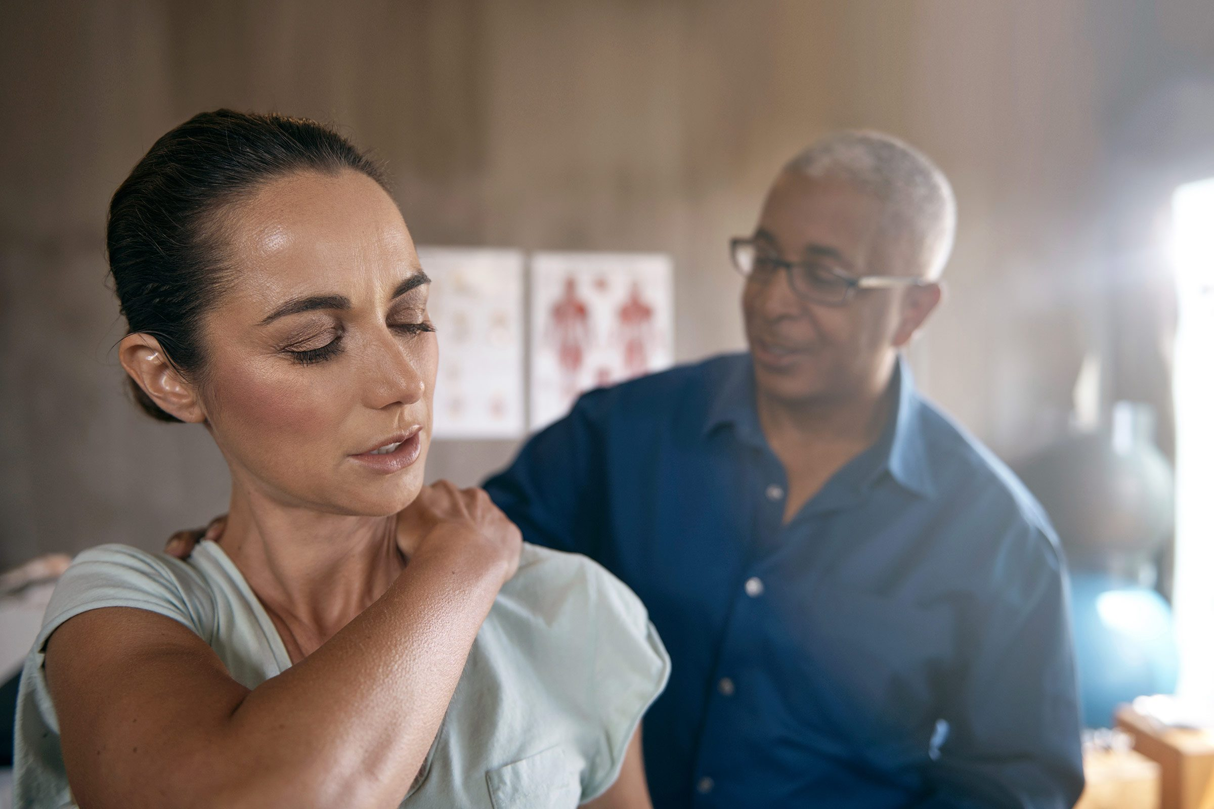 About physical therapy - When You Re Lying