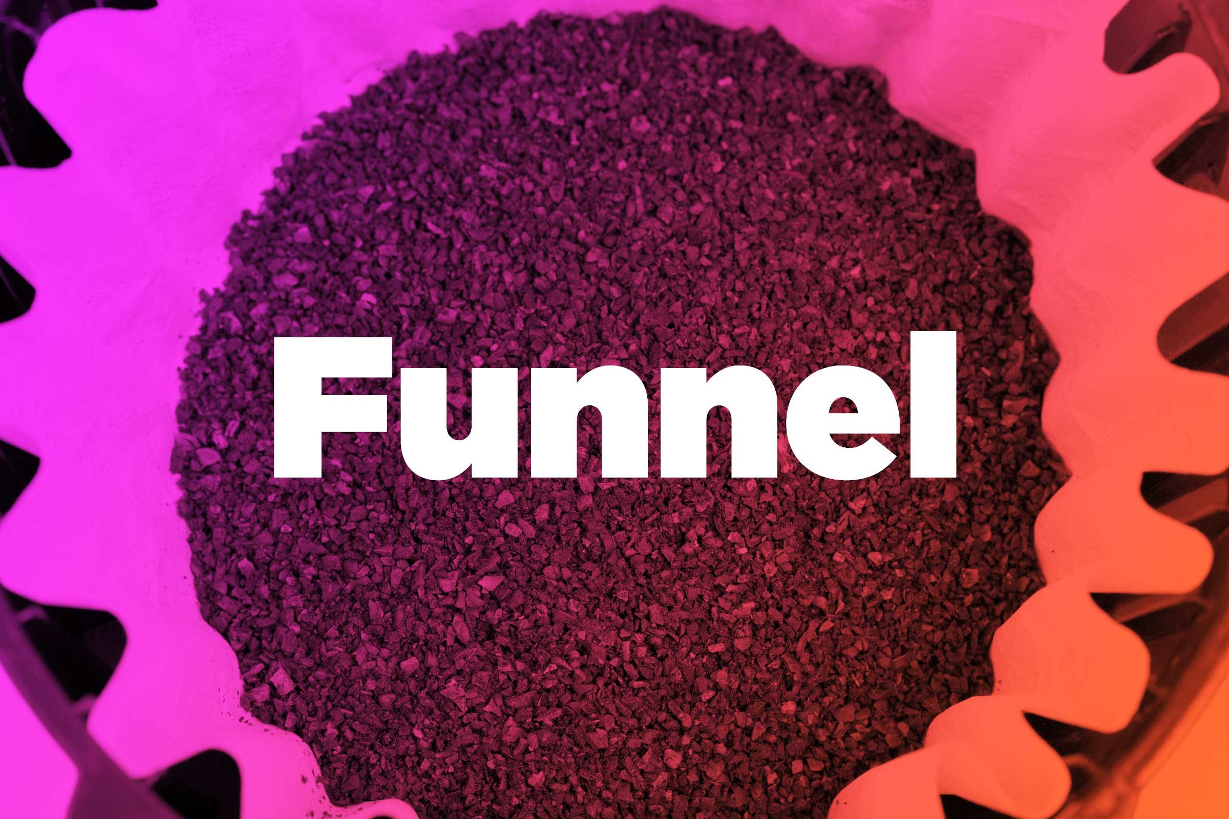 Make an instant funnel