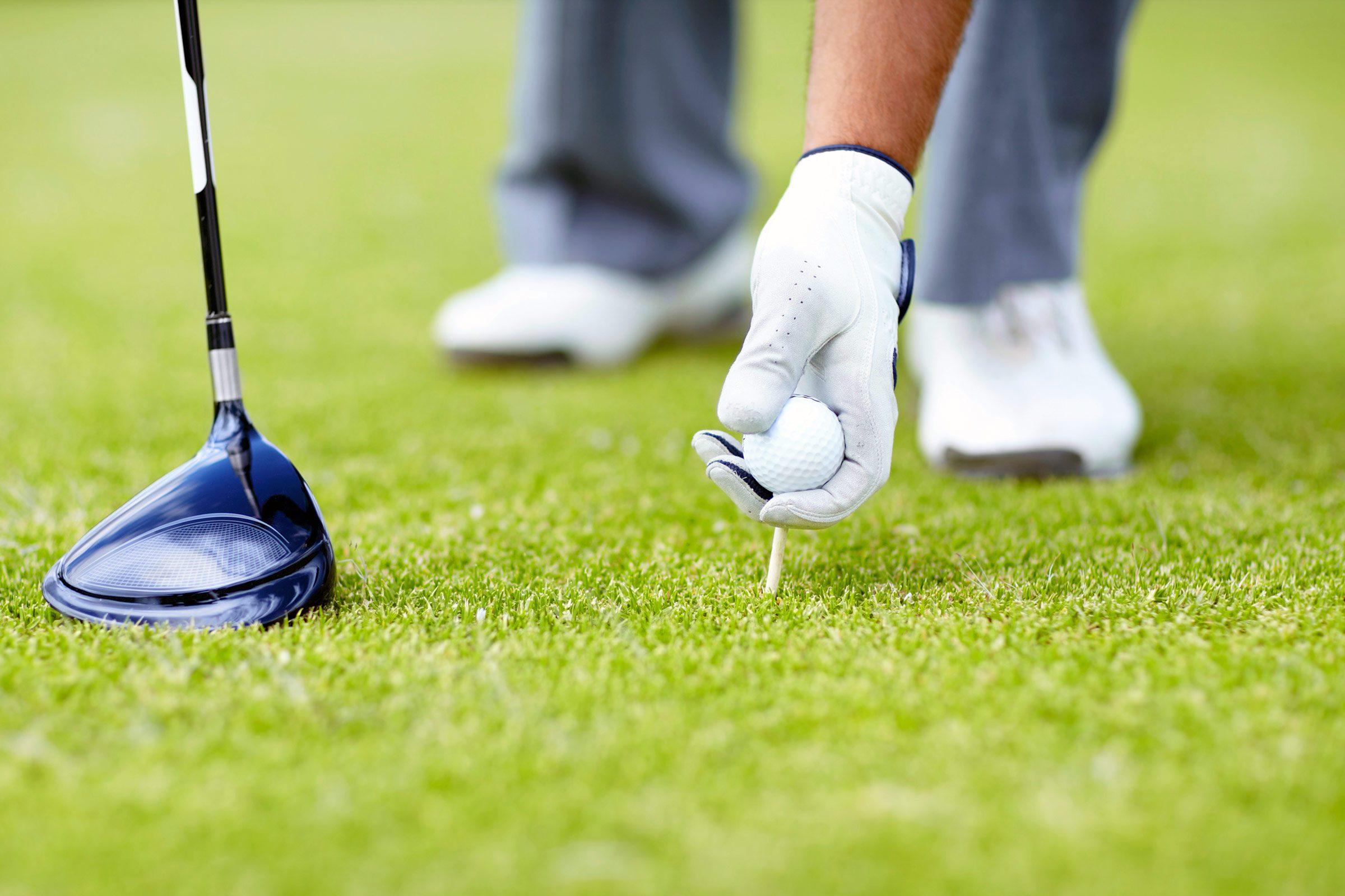 Golf dad
