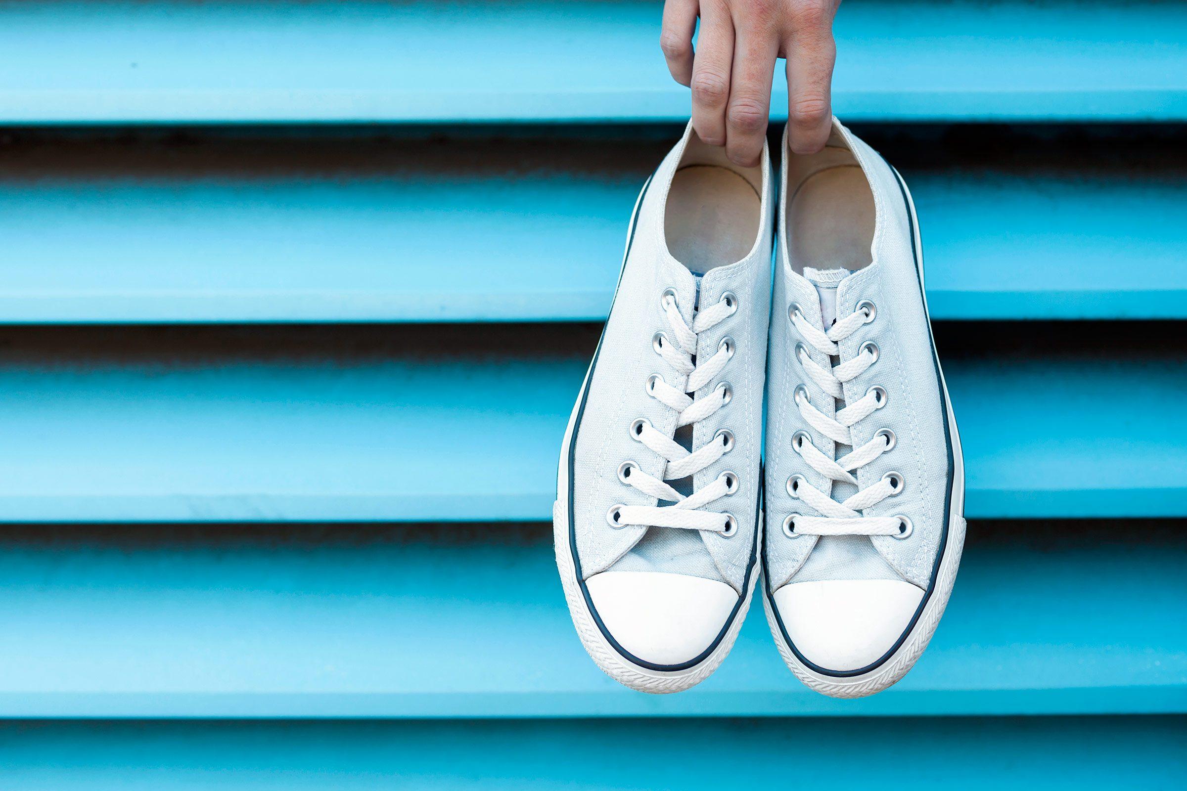 6. Kick Off Your Heels