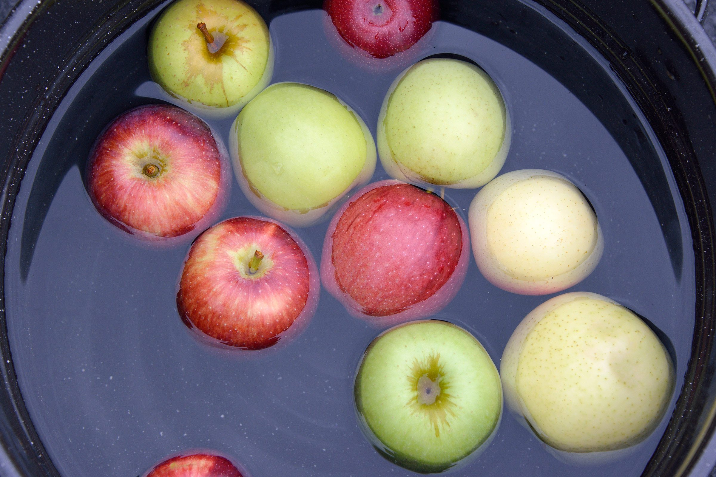 6. Apple bobbing originated in Britain
