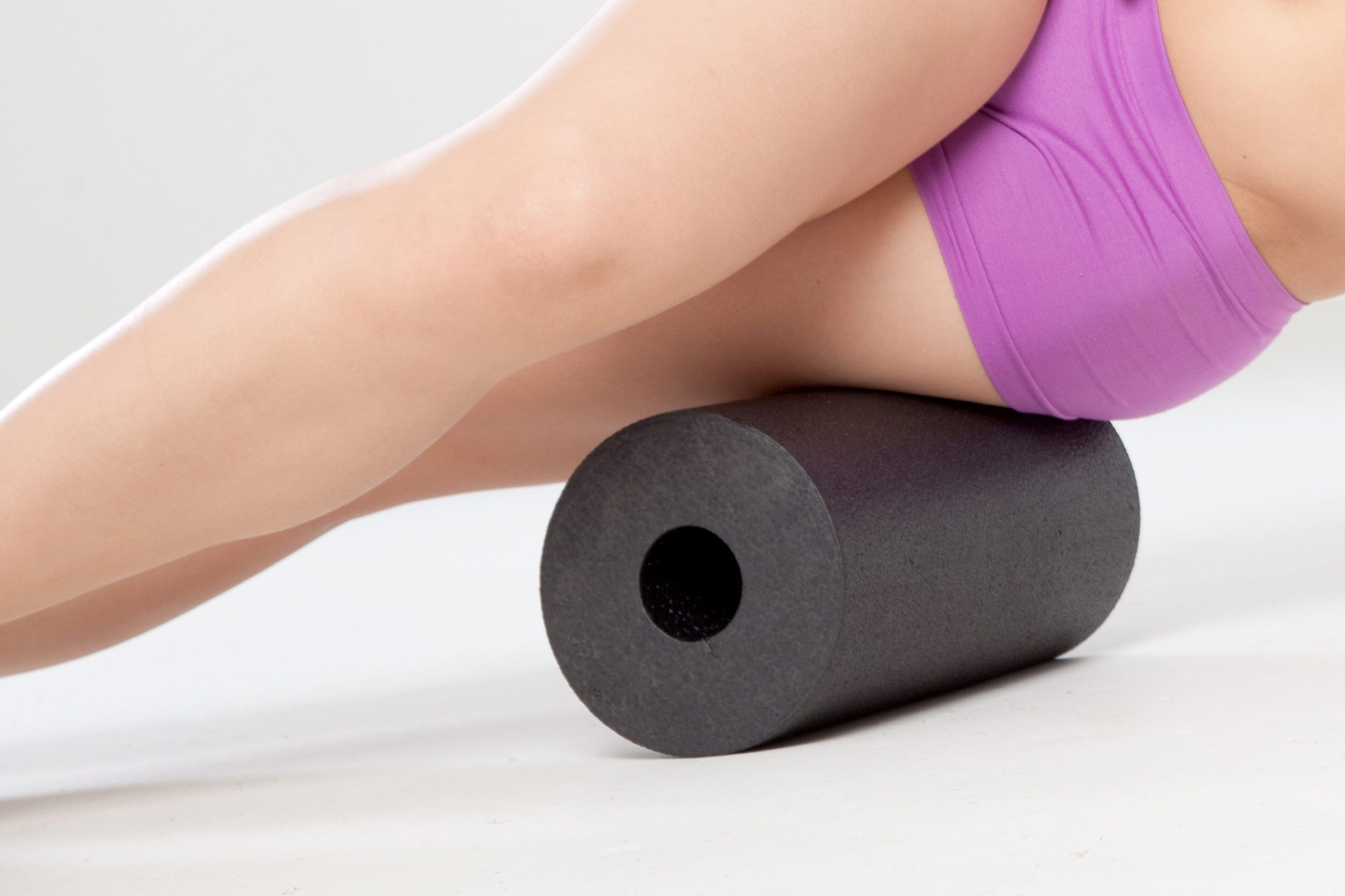 6. Make Friends with a Foam Roller