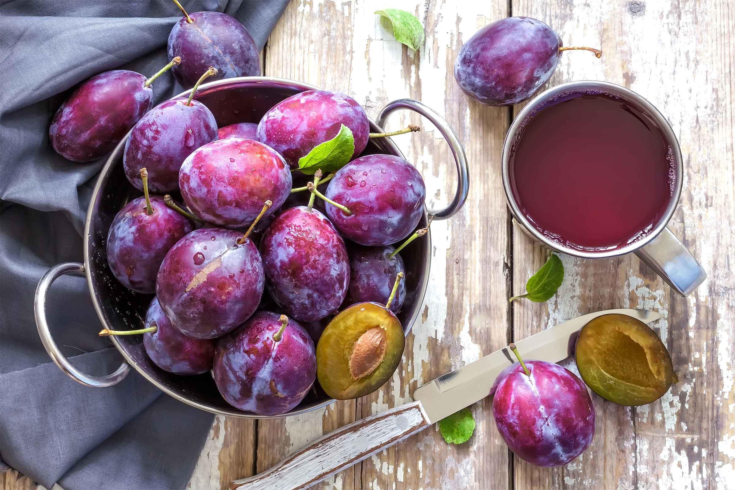 Healthy Juice: Fruit Juices With Health Benefits | Reader ...