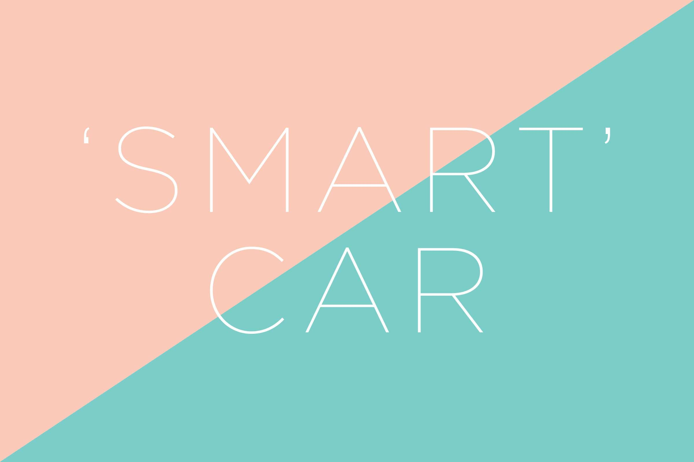 What does 'Smart' Car stand for?