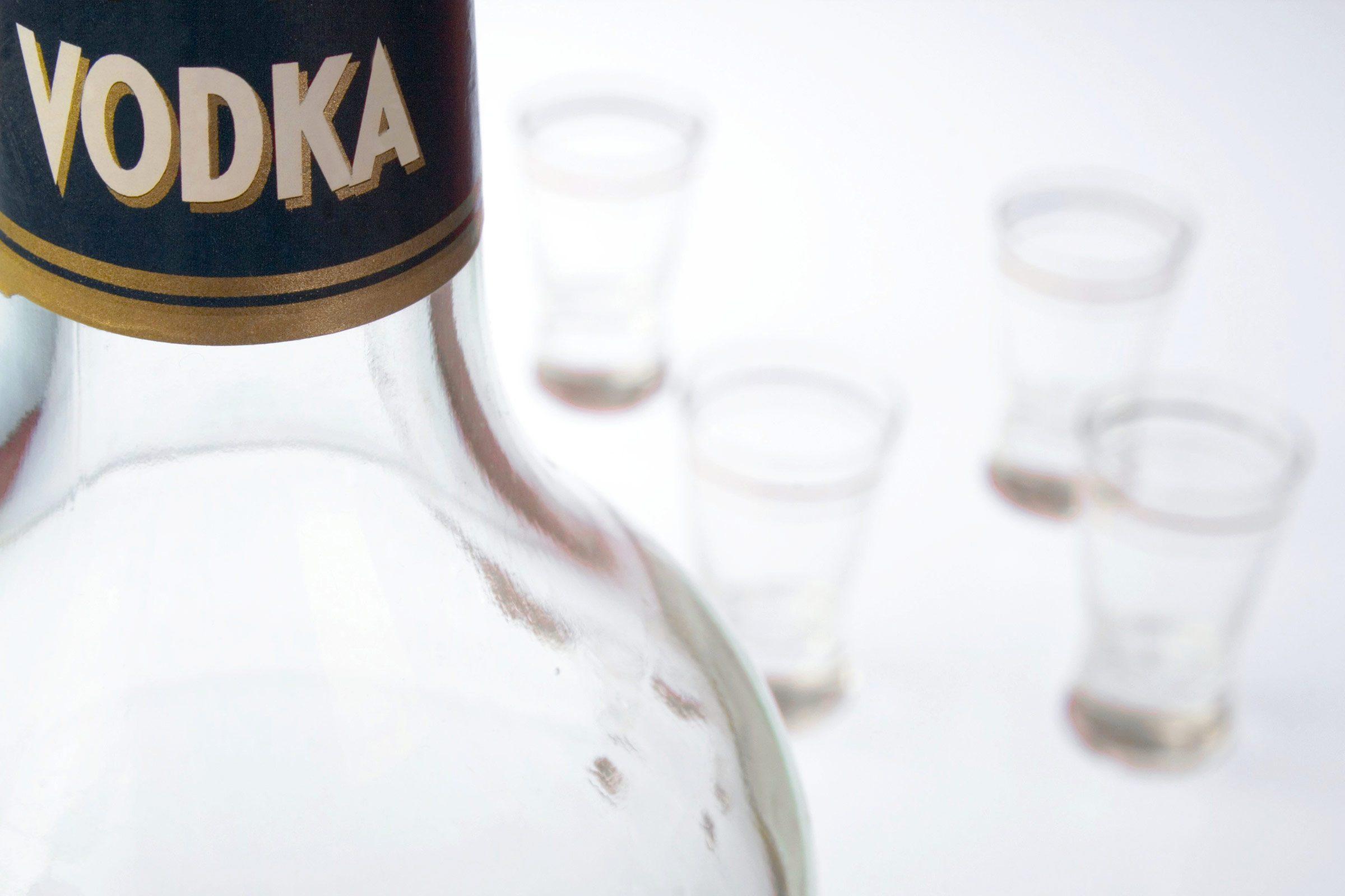 10. Liquor? Now, Thicker.