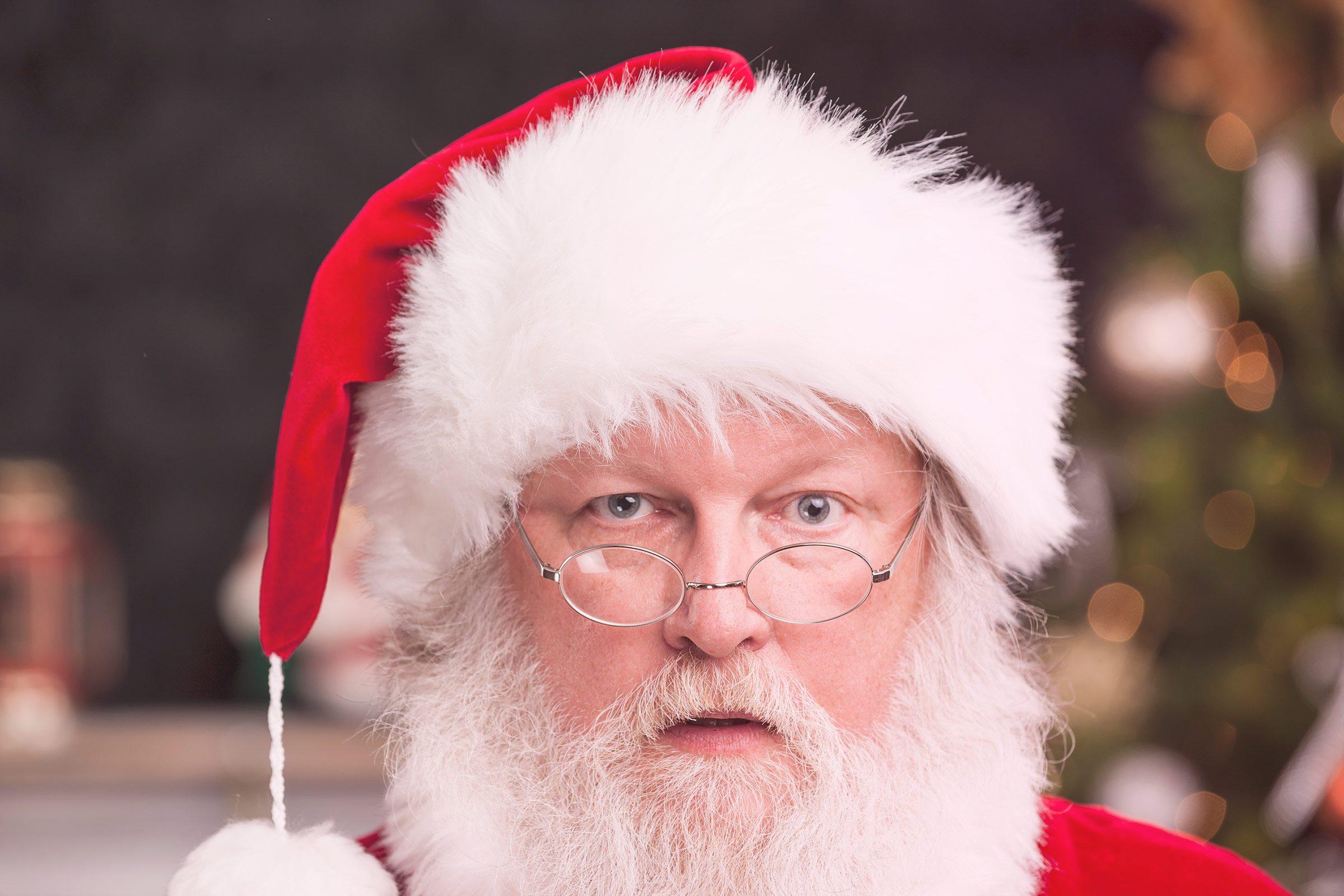 12. Is Santa real?